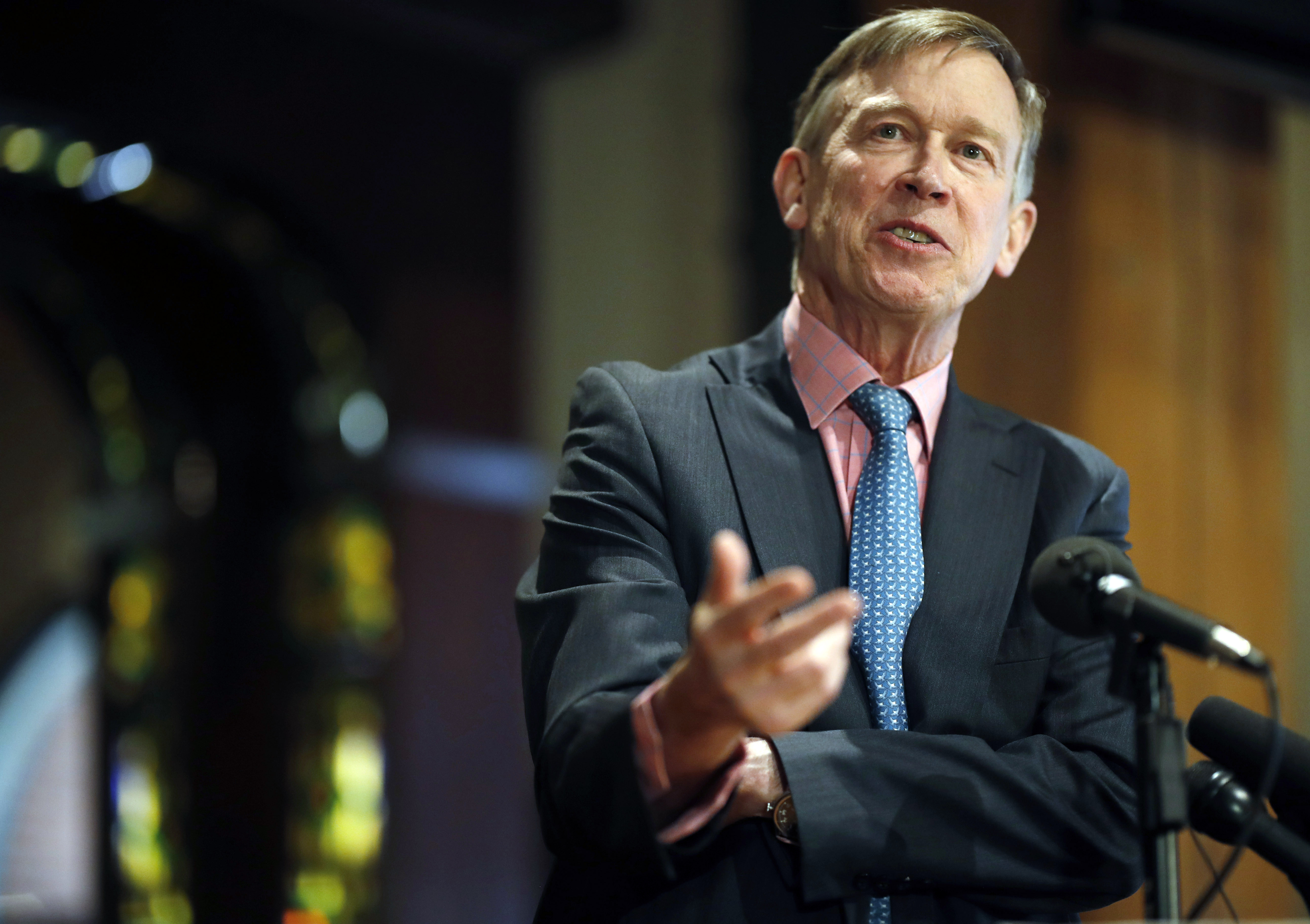 John Hickenlooper wants to expand access to long-acting contraception