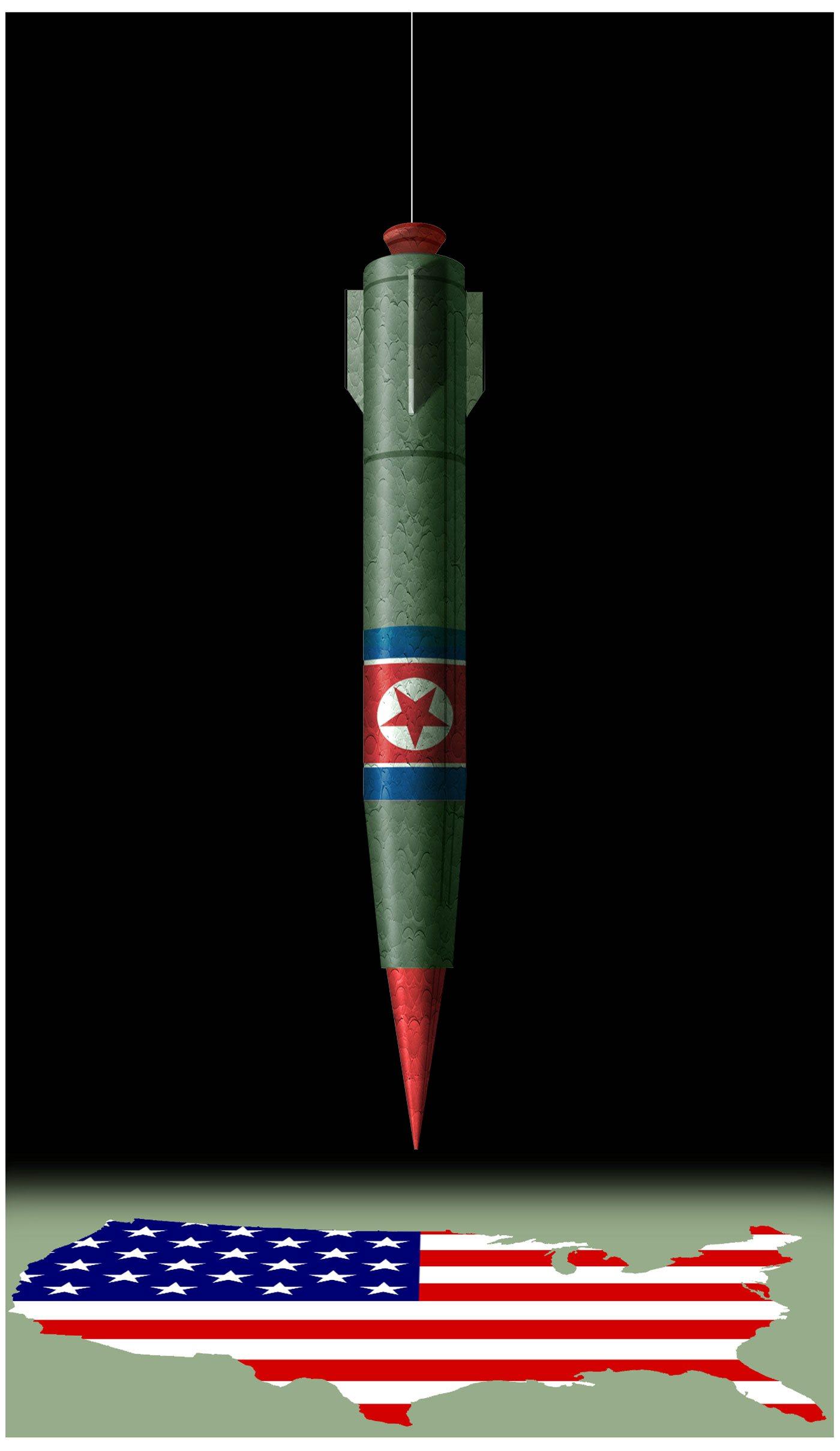 When Democrats surrender to Kim Jong-un