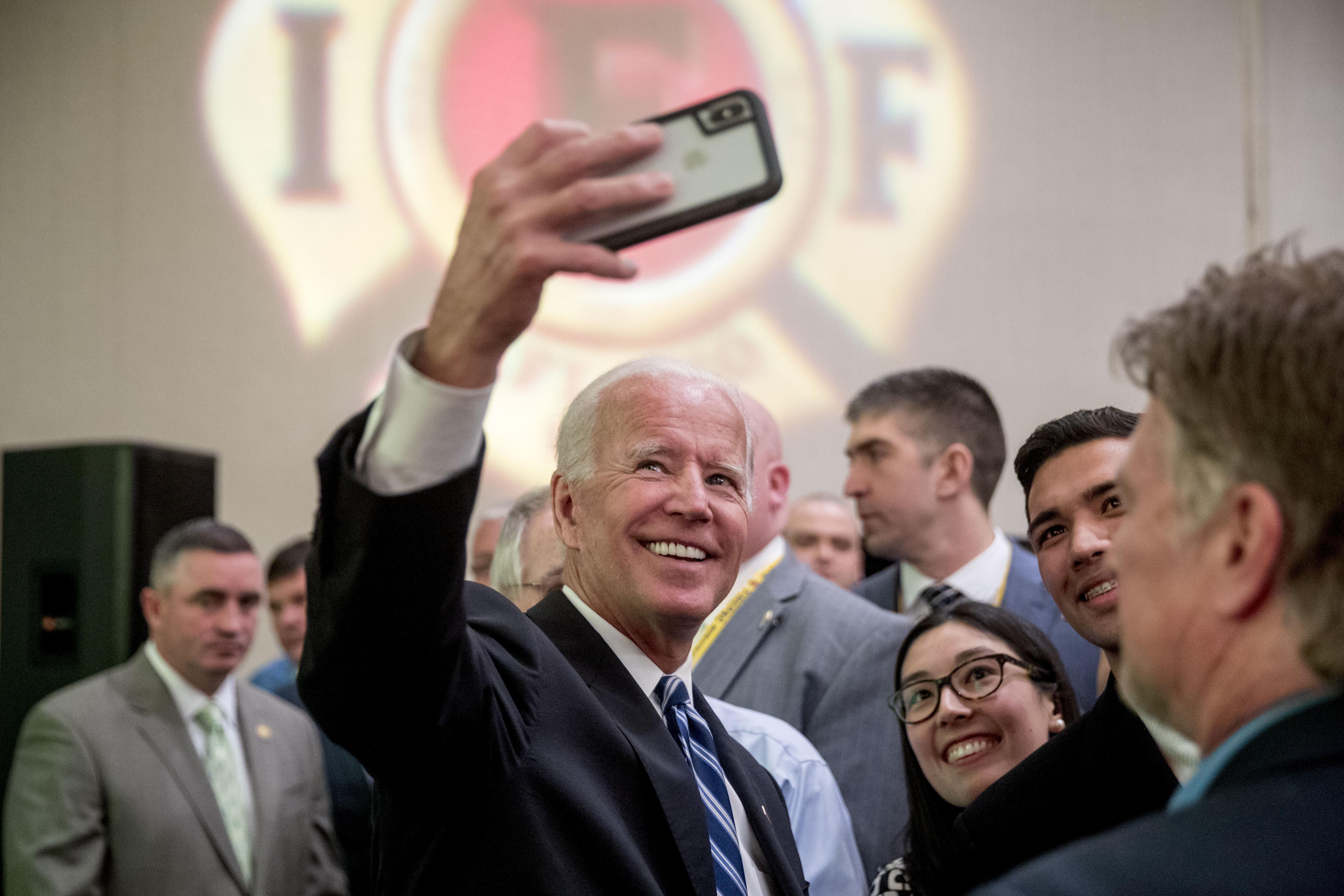 Trump dings Joe Biden as 'another low I.Q. individual'