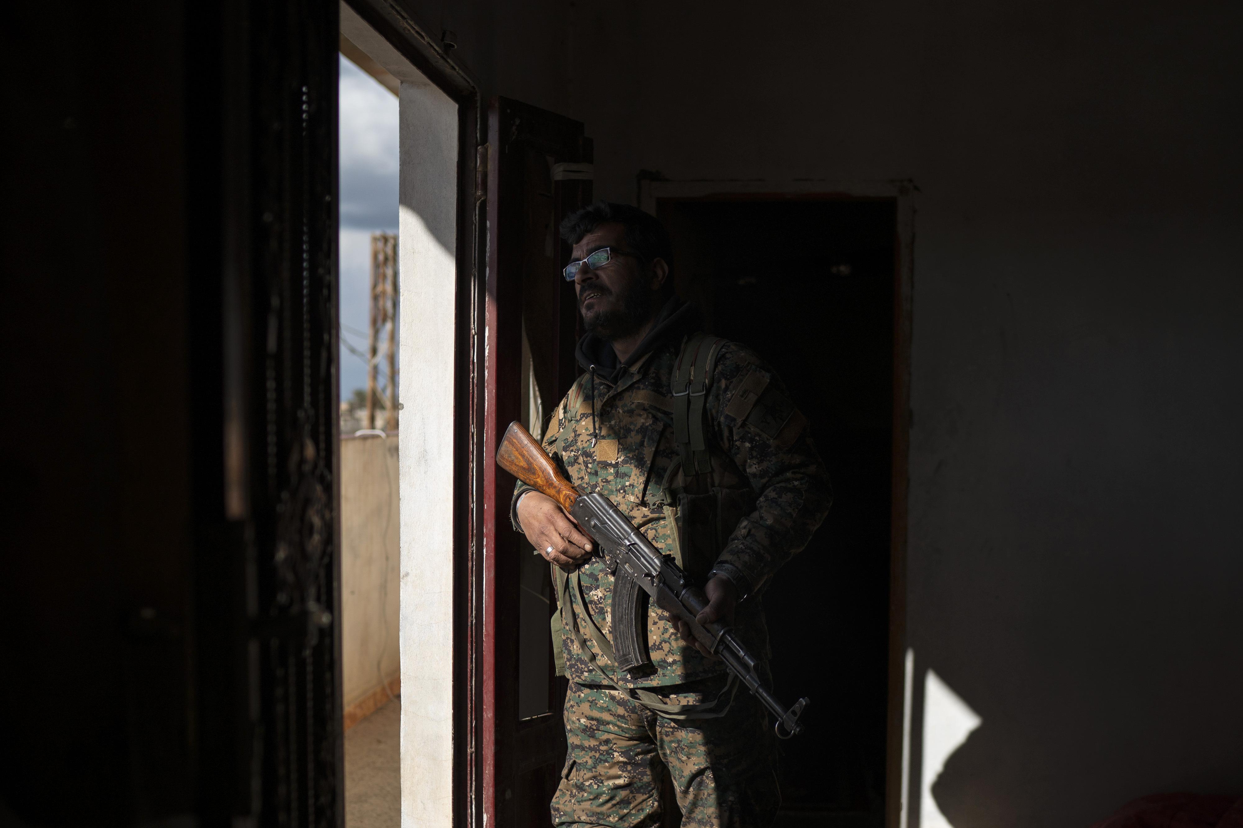 Turkey, Iran team up to fight U.S. Kurdish allies in Syria