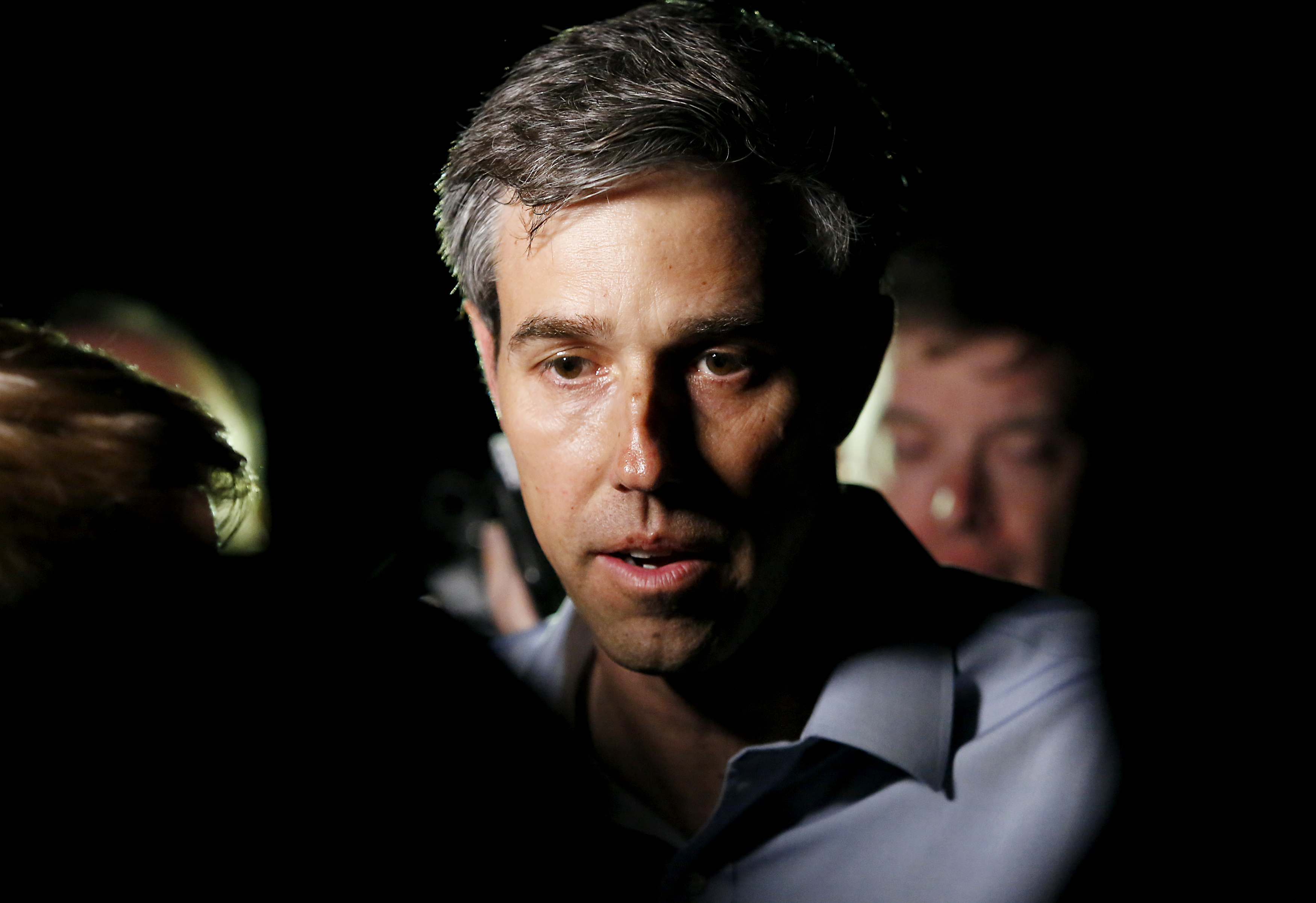 'Oh, that's the Beto line': Fellow 2020 Democrats take shots at O'Rourke