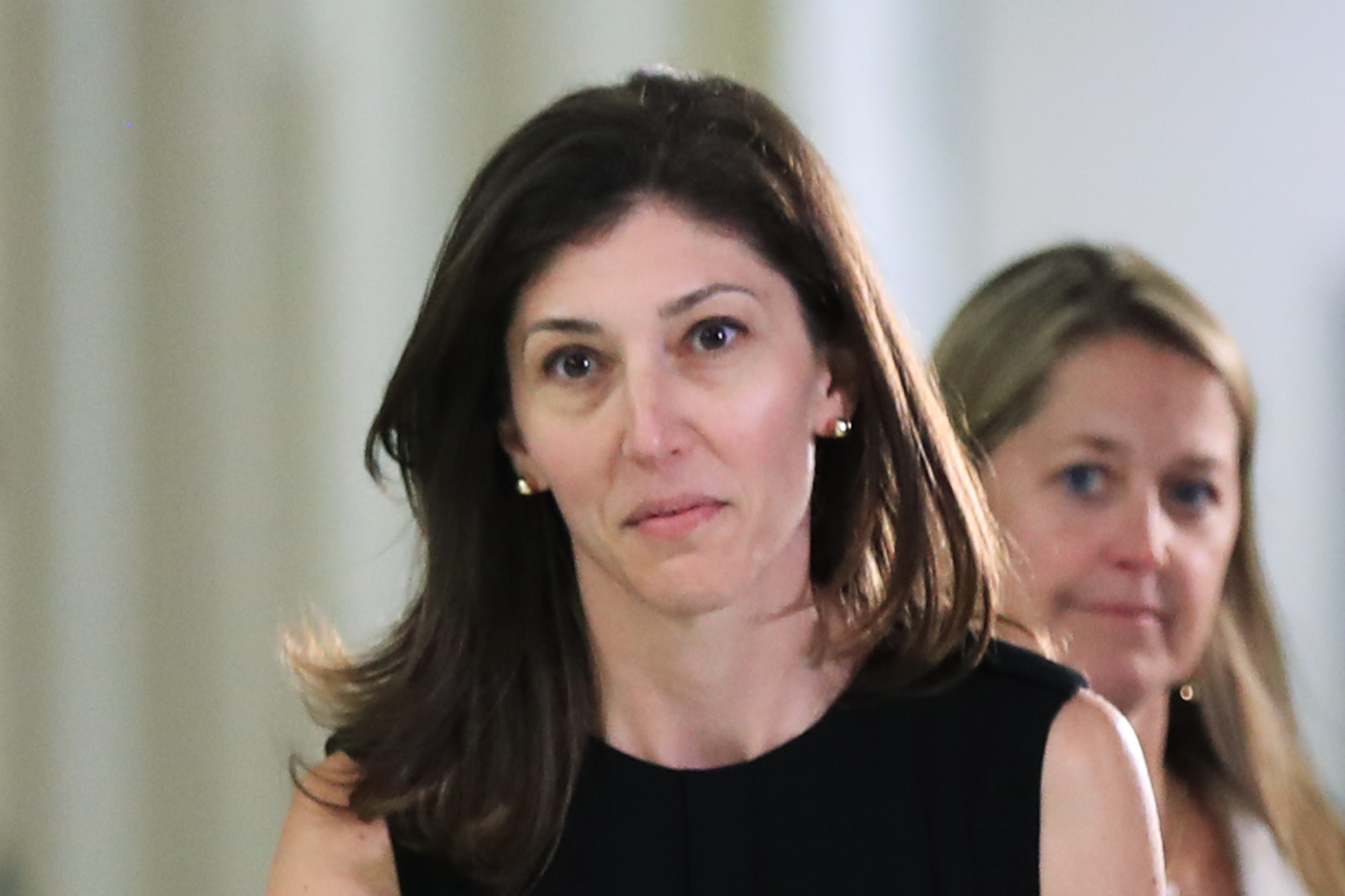 Ex-FBI lawyer Lisa Page rejects Trump's restraining order claim: 'This is a lie'