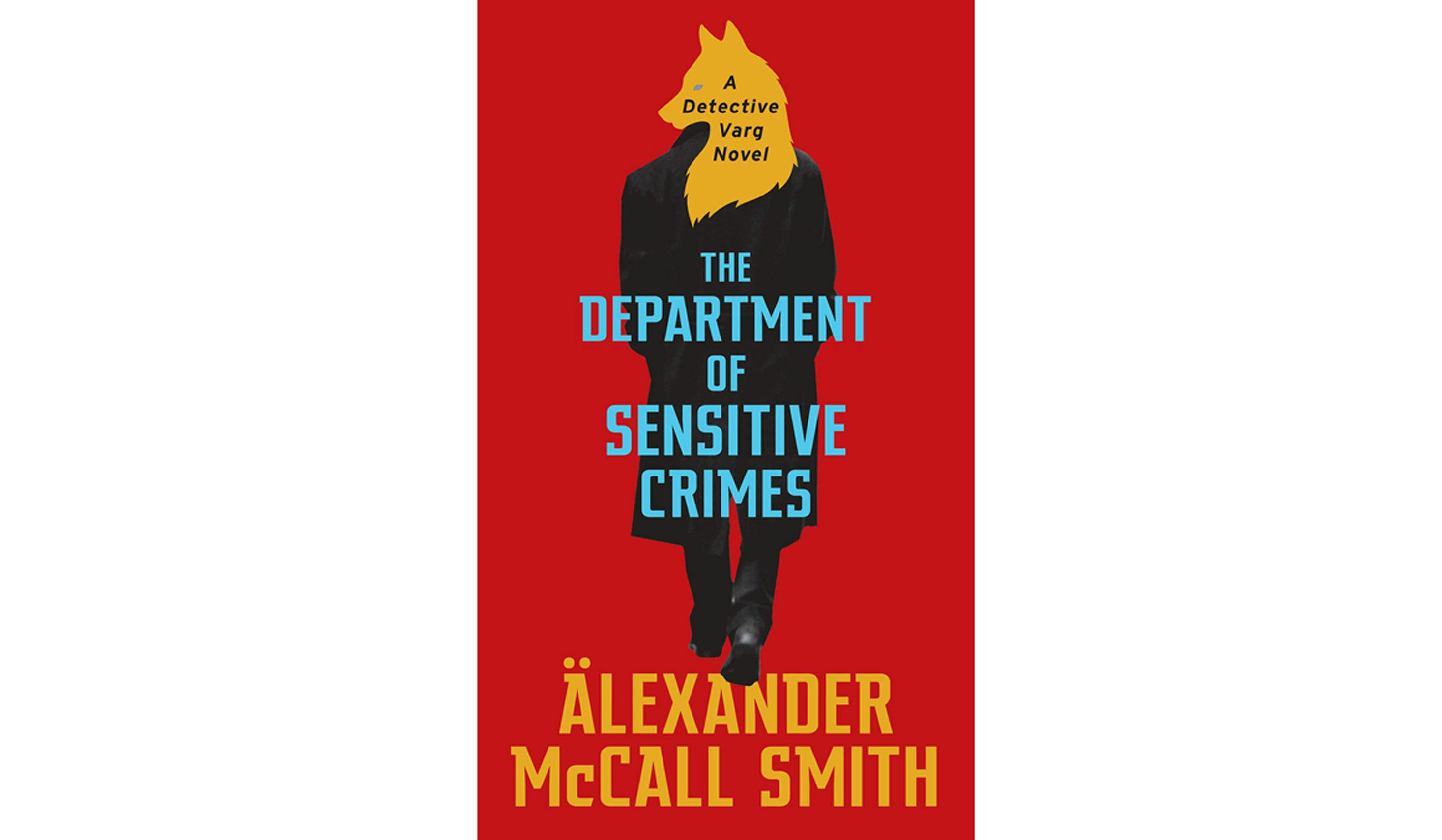 BOOK REVIEW: 'The Department of Sensitive Crimes' by Alexander McCall Smith