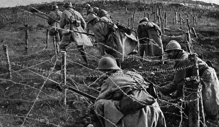 Can you pass a World War I history test?