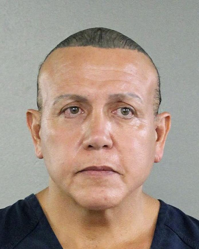 Florida man convicted of mailing pipe bombs to Democrats blames steroid use