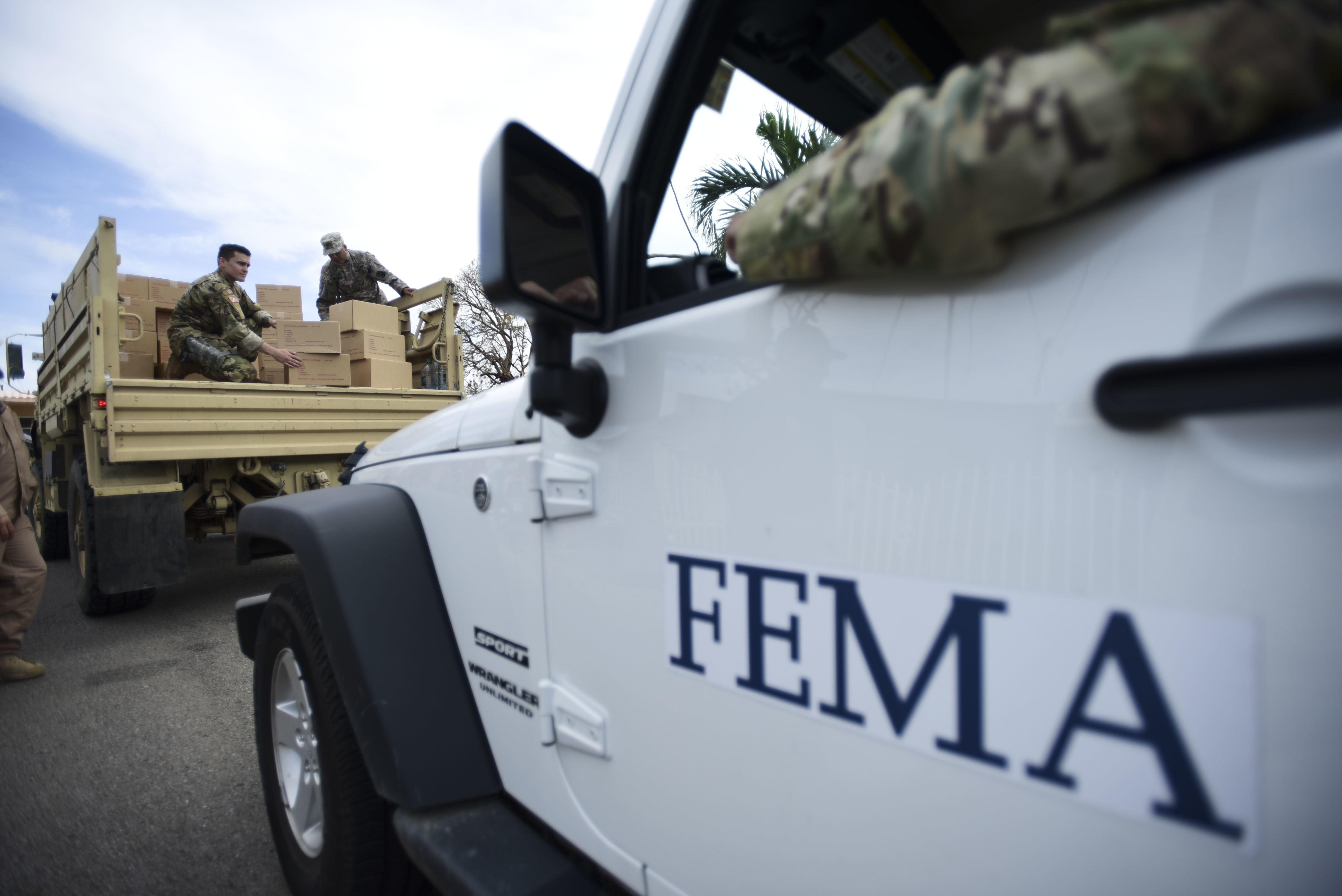 FEMA blundered by releasing privacy data of 2.3 million disaster survivors, watchdog says