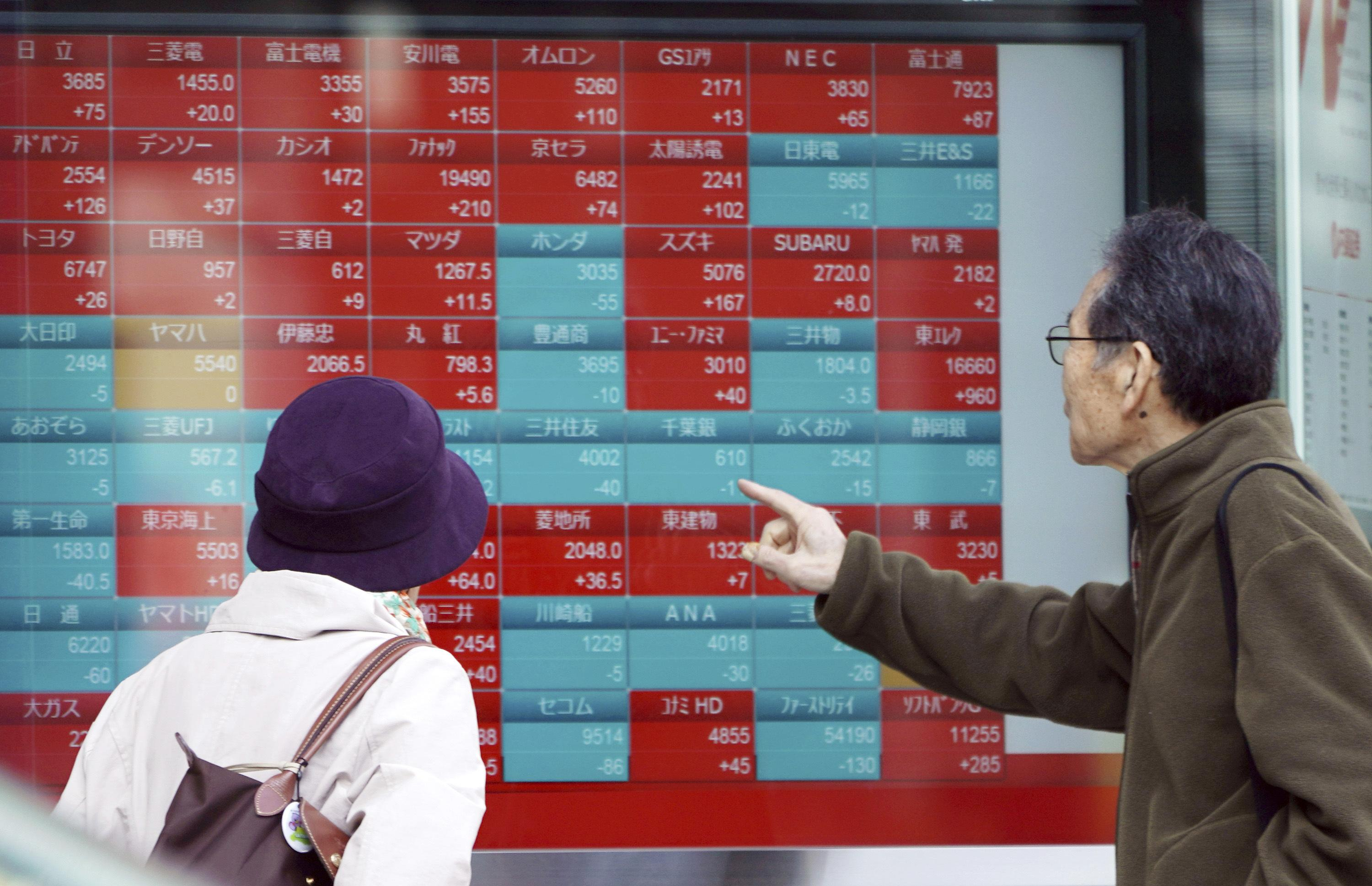 Asian stocks mixed on doubts over US-China trade deal