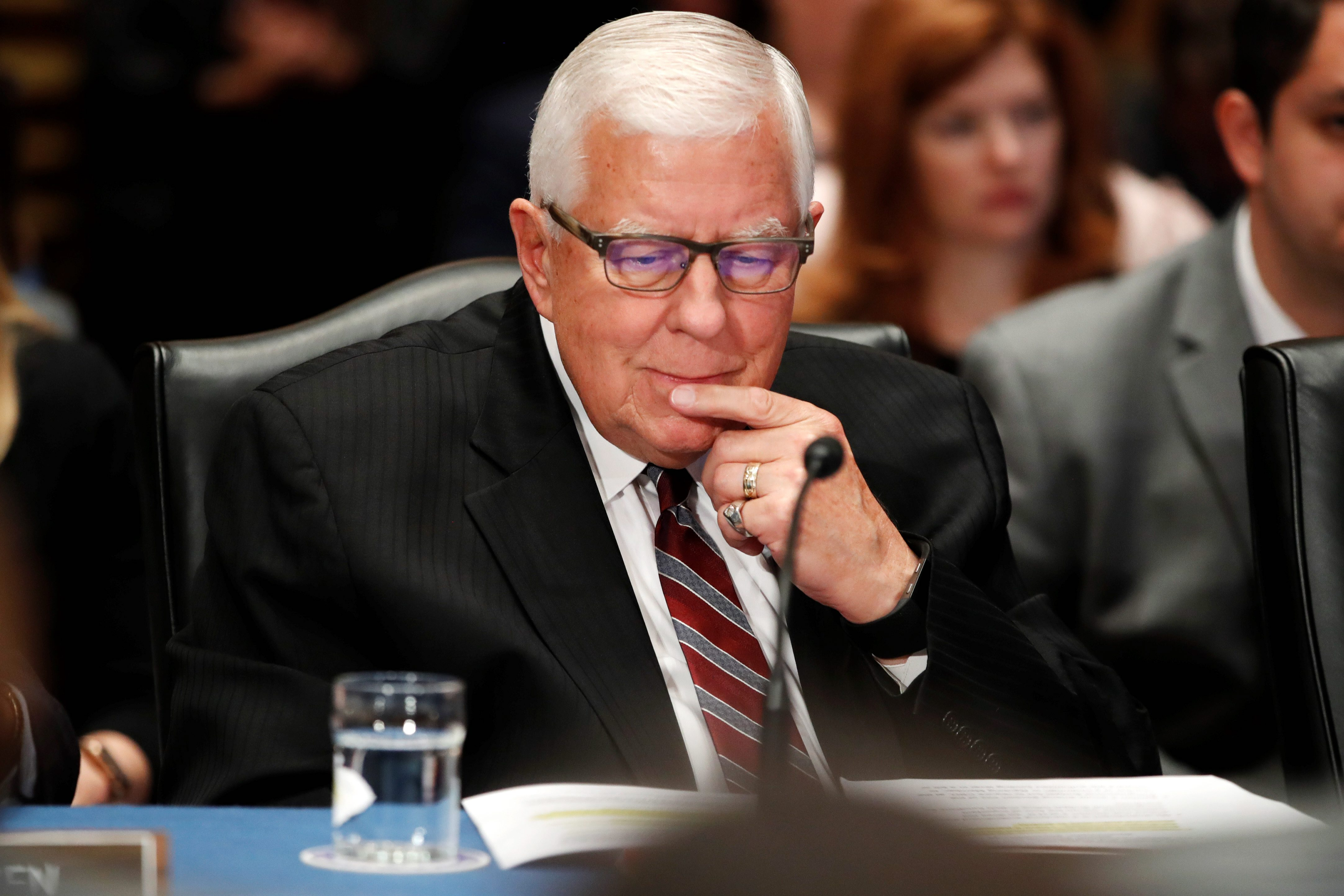 Enzi's 2020 budget plan attempts to tame federal deficits