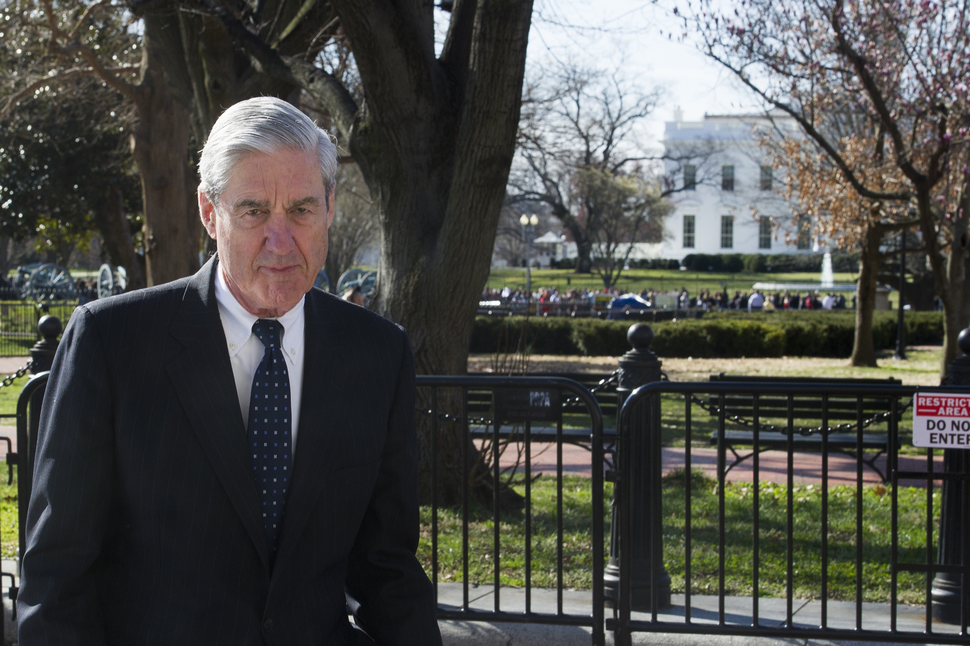 List of trusted journalistic sources shrinks in post-Mueller report wo