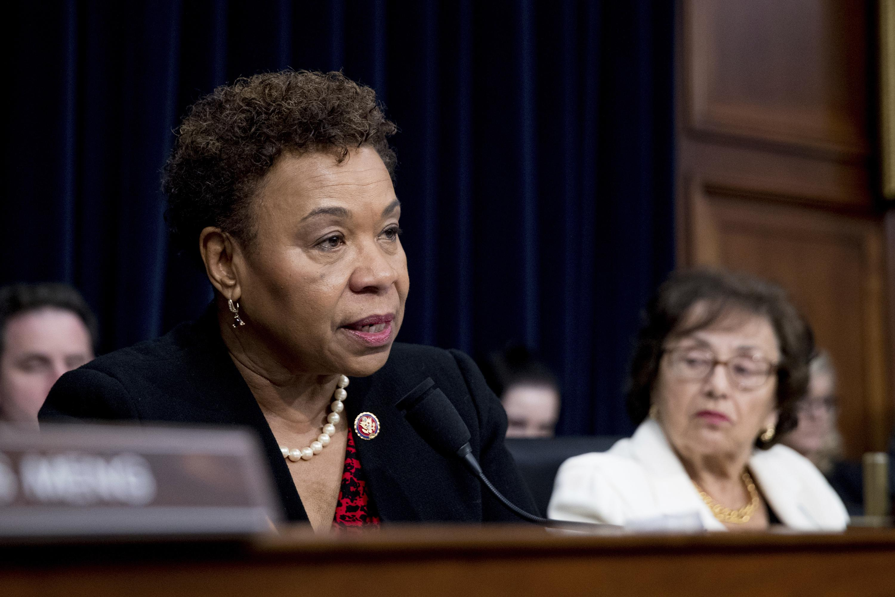 Rep. Barbara Lee: Support building for limiting Trump's war powers