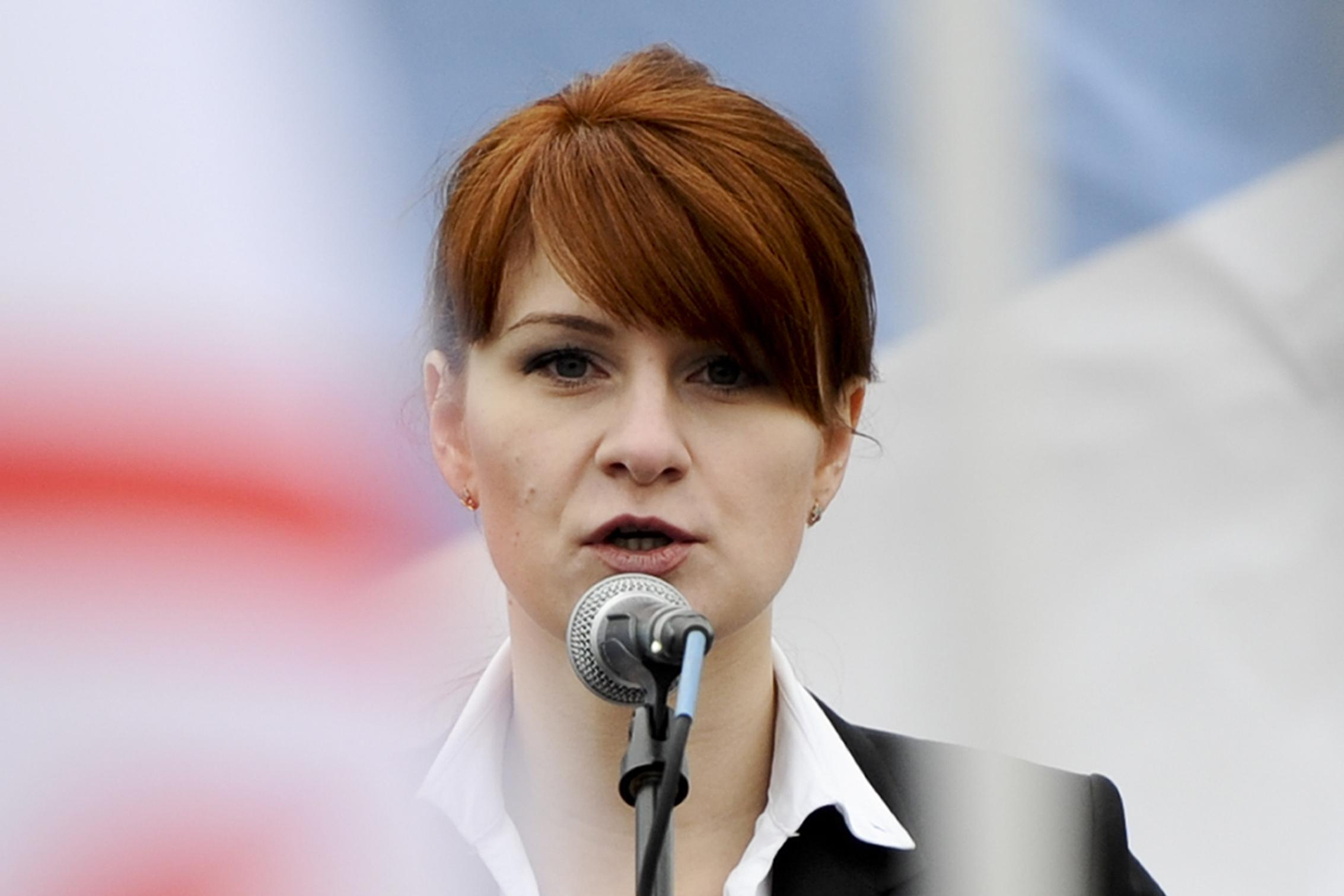 Maria Butina offered role with Russian human rights commission followi