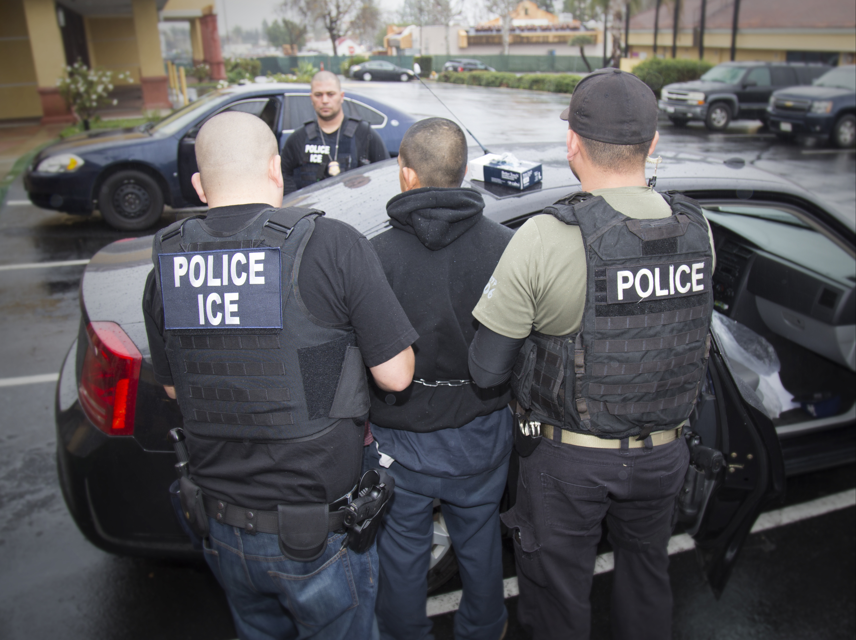 ICE says New York defied deportation request to release child abuser
