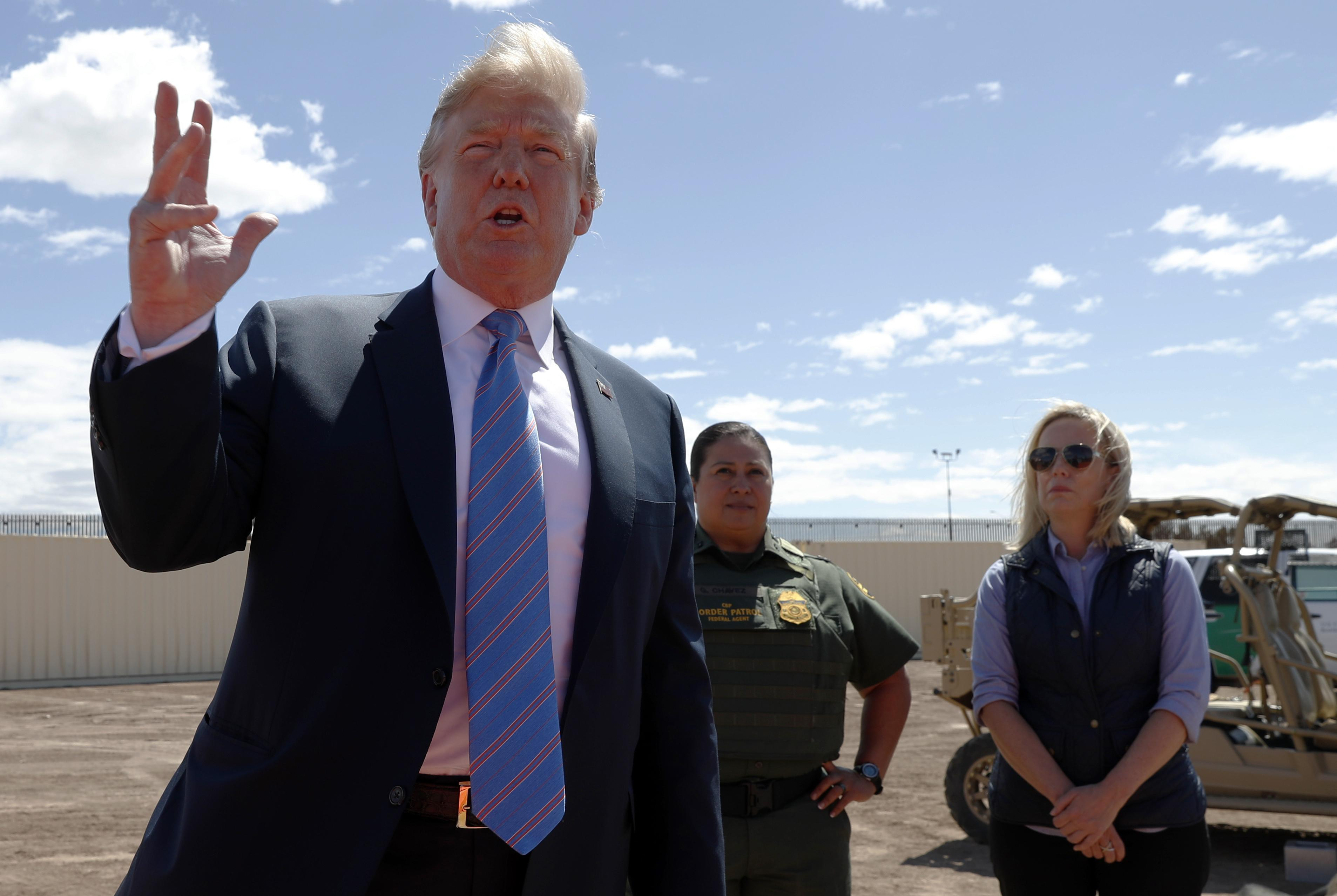 9th Circuit Court struggles with 'ambiguous' law on border wall emergency