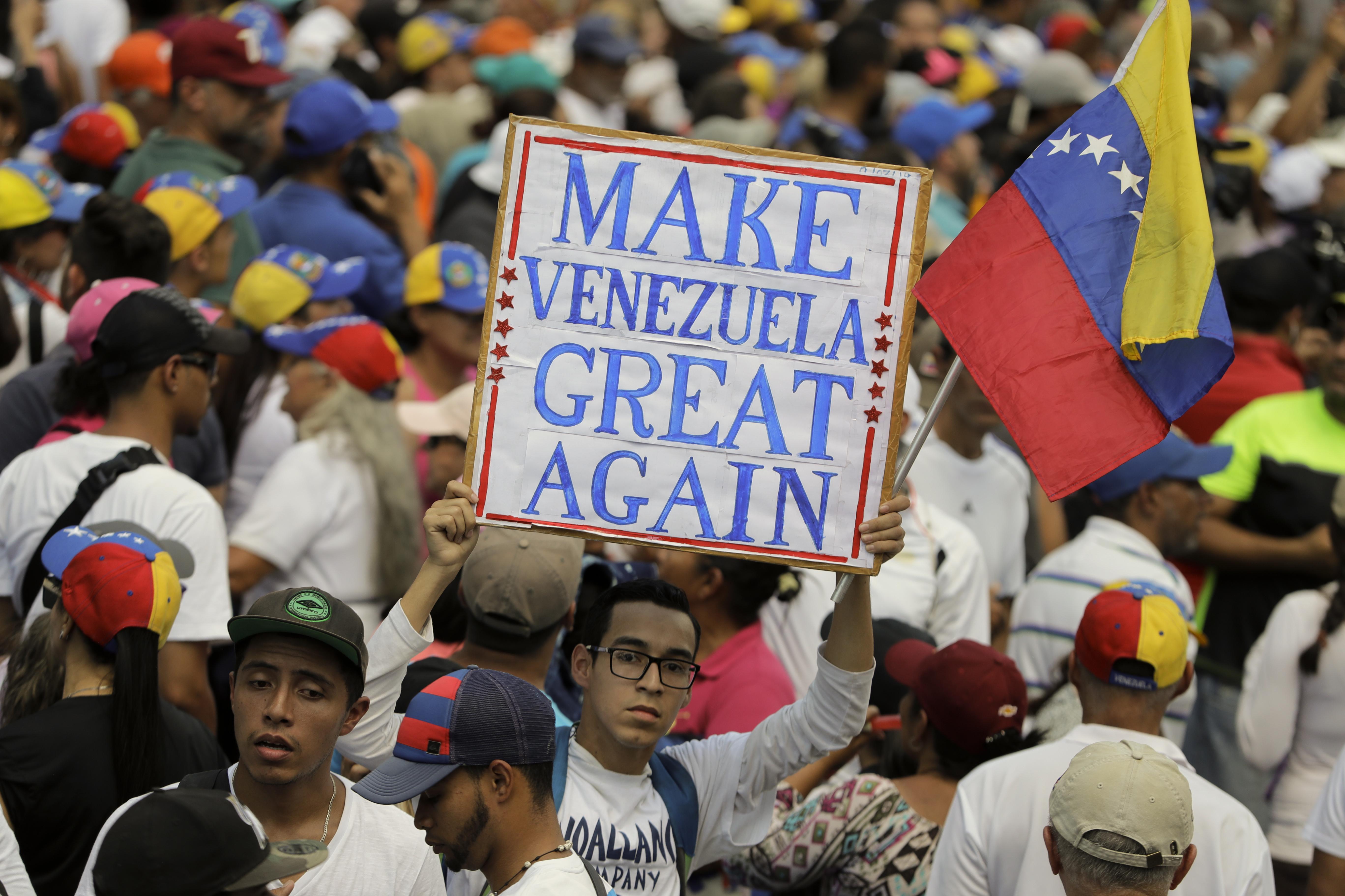 VP Pence: UN must disinvite Maduro, deem Juan Guaido as Venezuelan leader