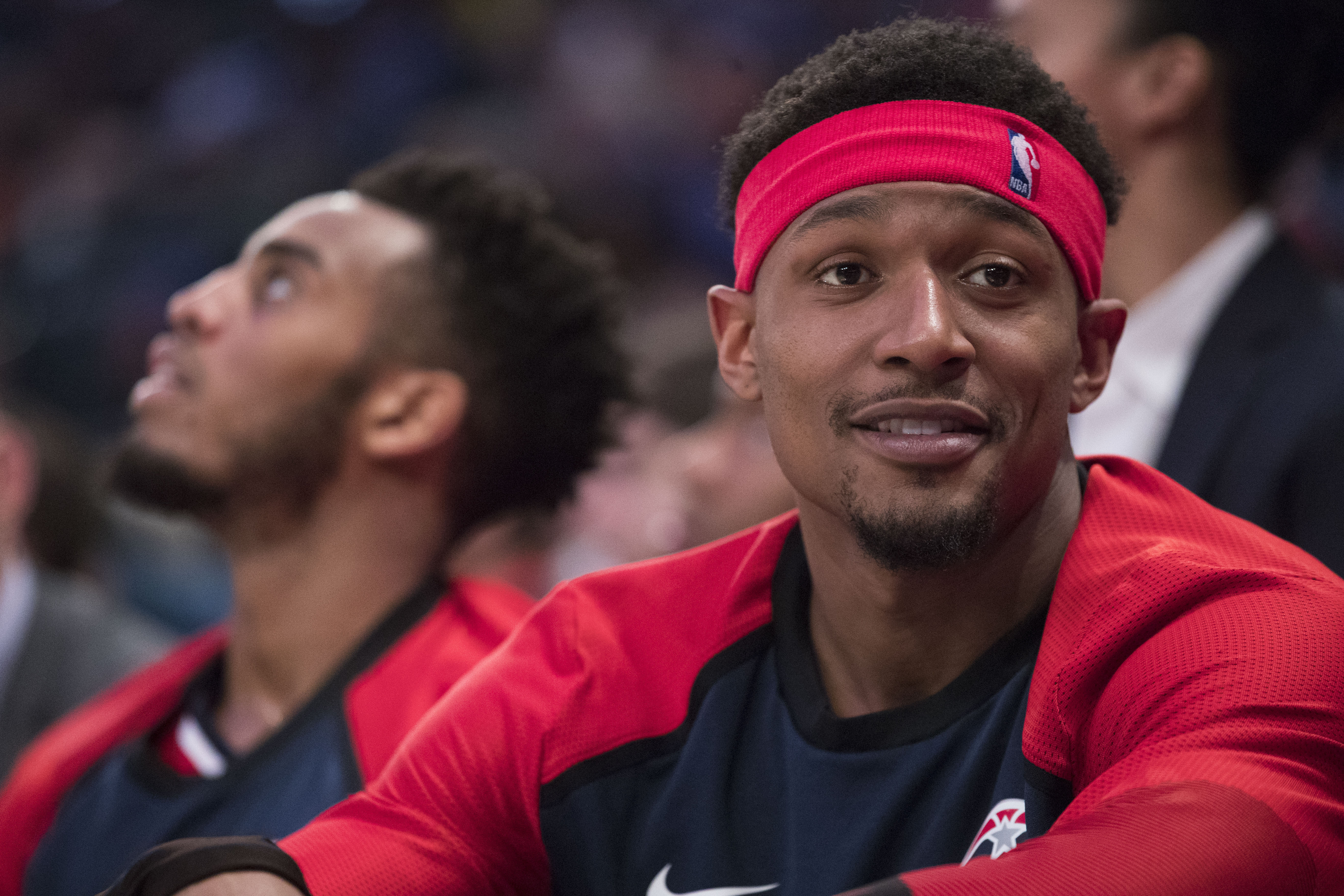 Beal wants Wizards to follow other D.C. sports success stories: 'Why not me?'