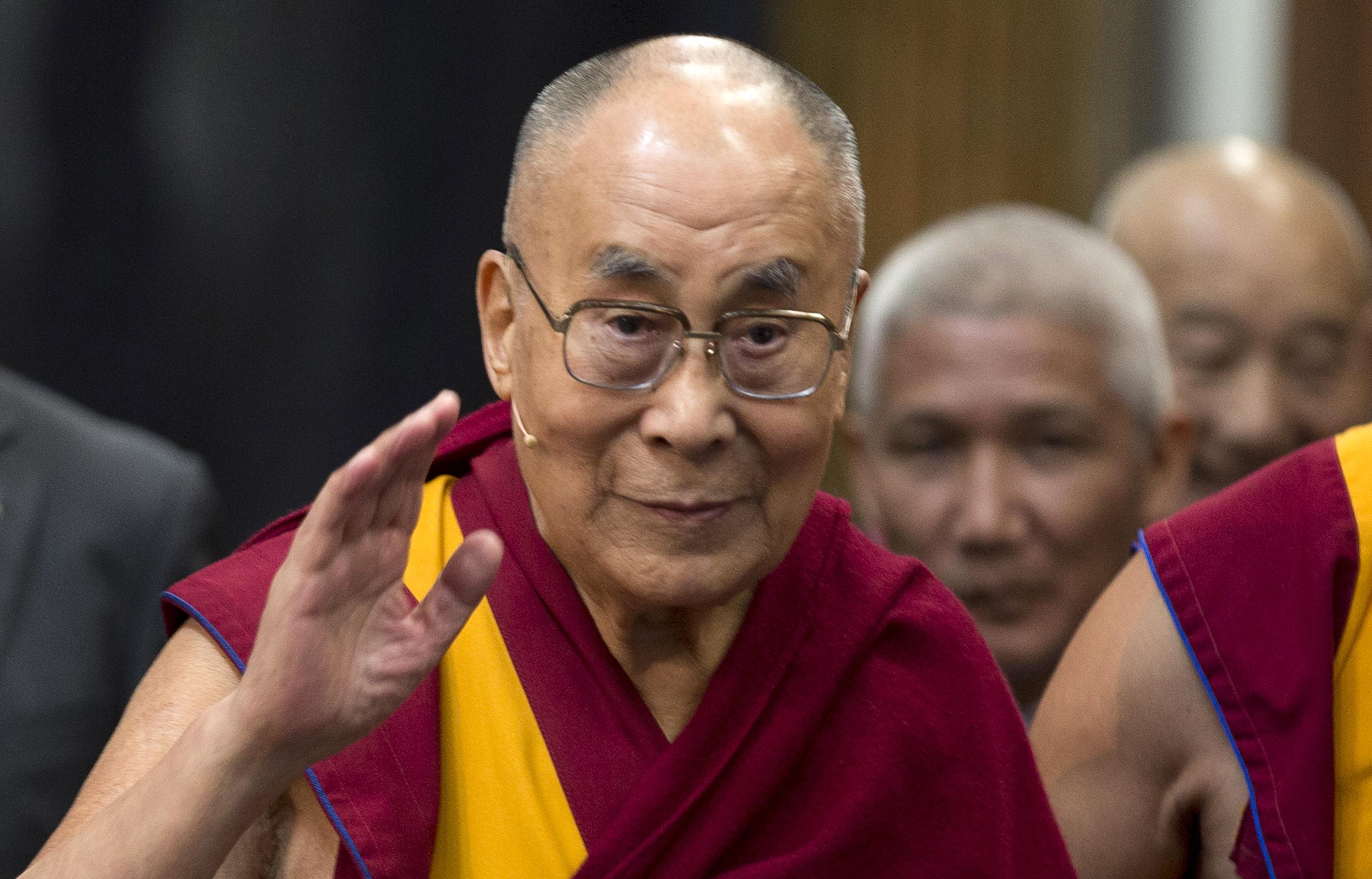 The Dalai Lama Criticizes Donald Trump For Having Lack Of Moral Principle Washington Times