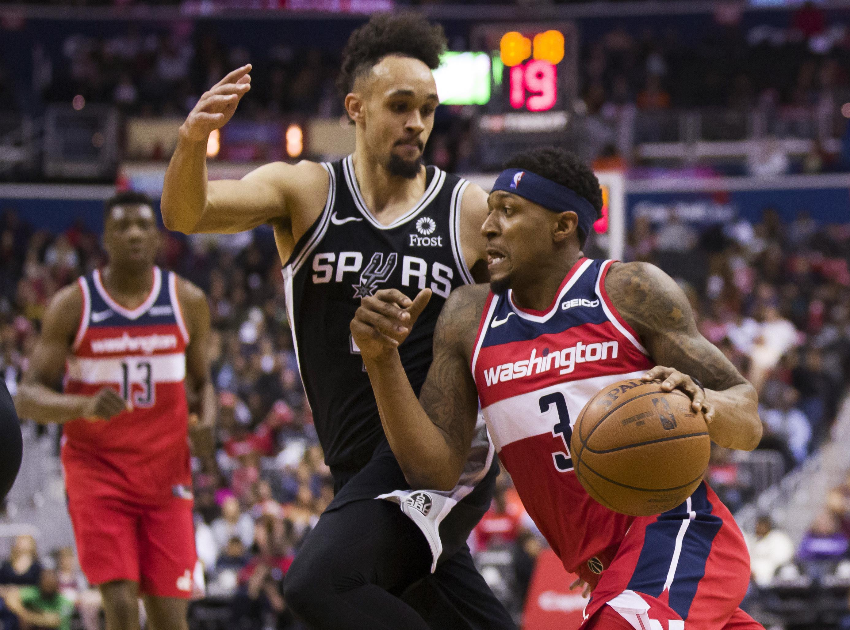 Bradley Beals fails to make All-NBA team