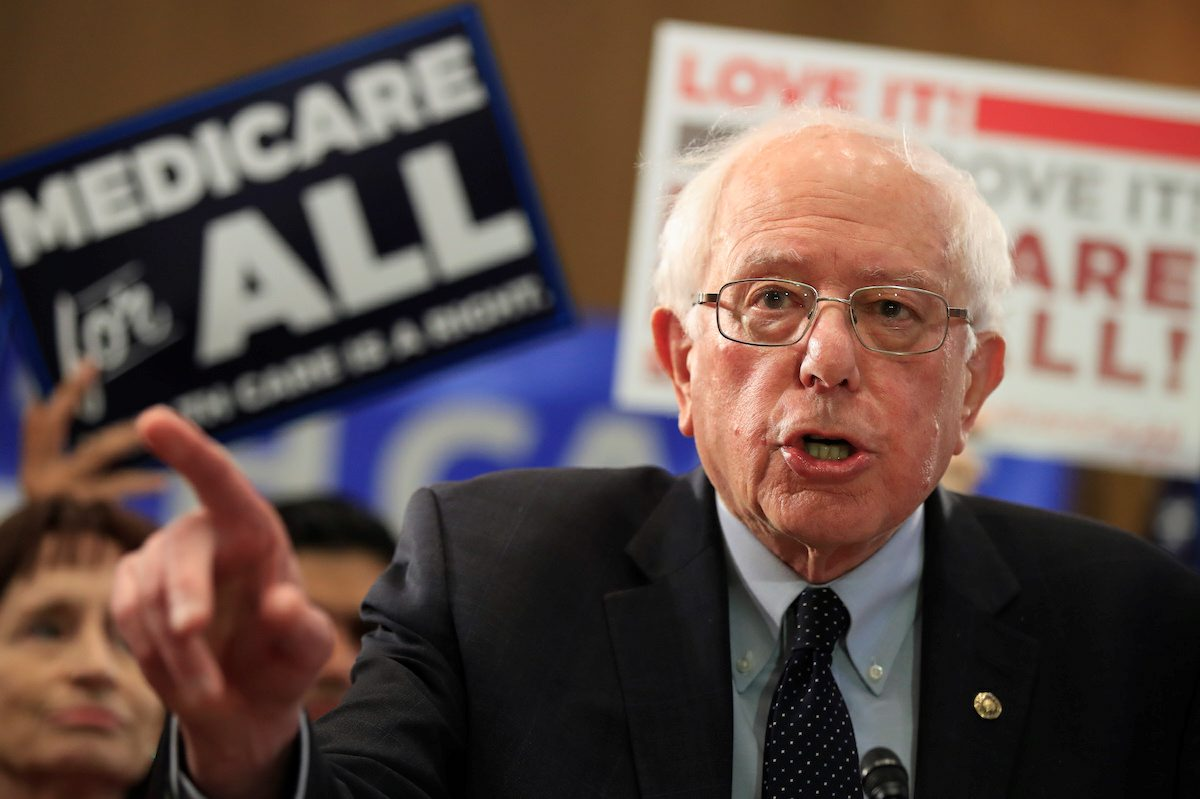 Inconvenient truth for Bernie Sanders: 'Medicare for All' would raise taxes by $16.2 trillion