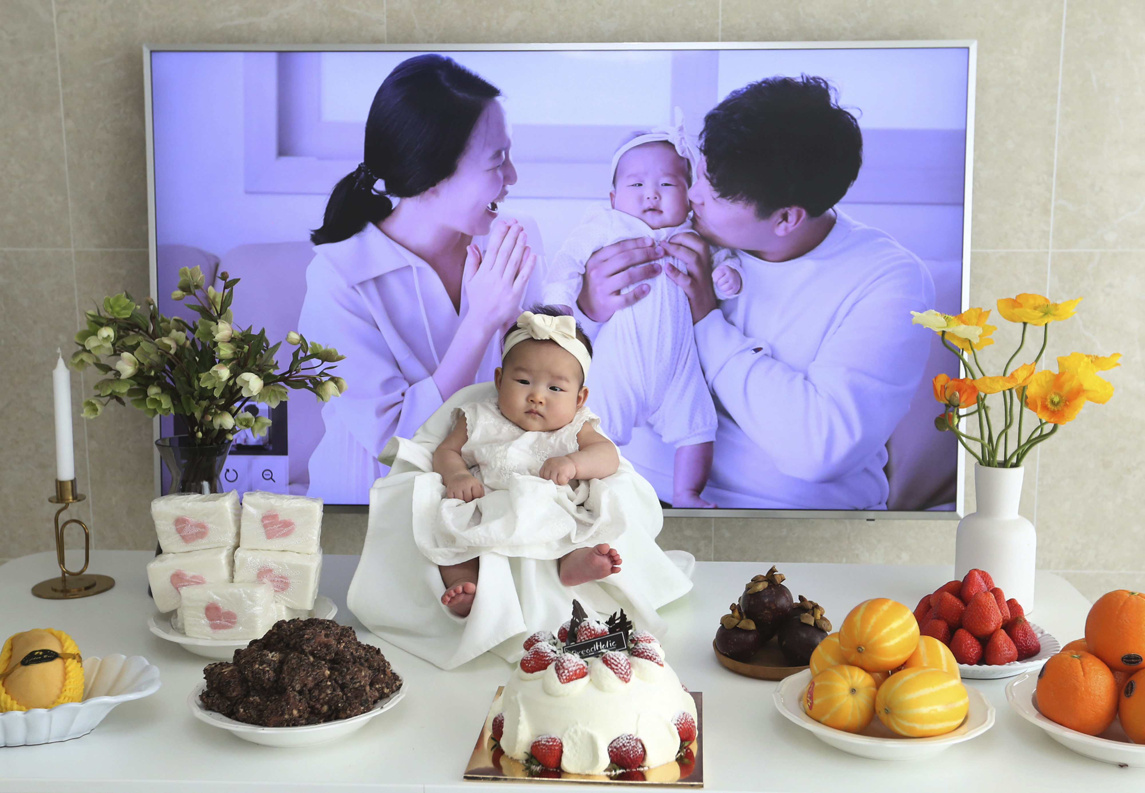 South Korean babies born Dec. 31 become 2-year-olds next day