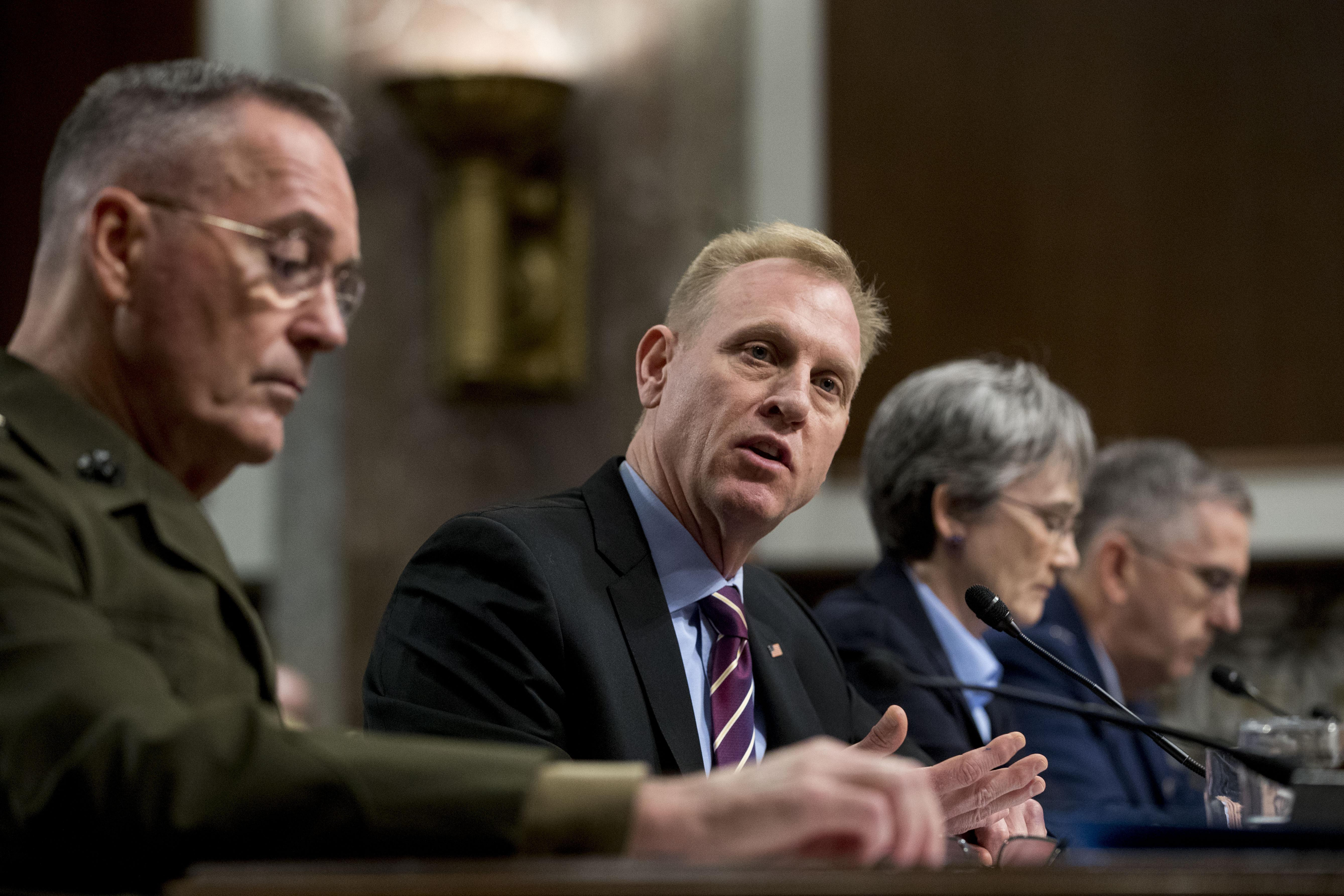 Space Force plans meet with skepticism, confusion on Hill
