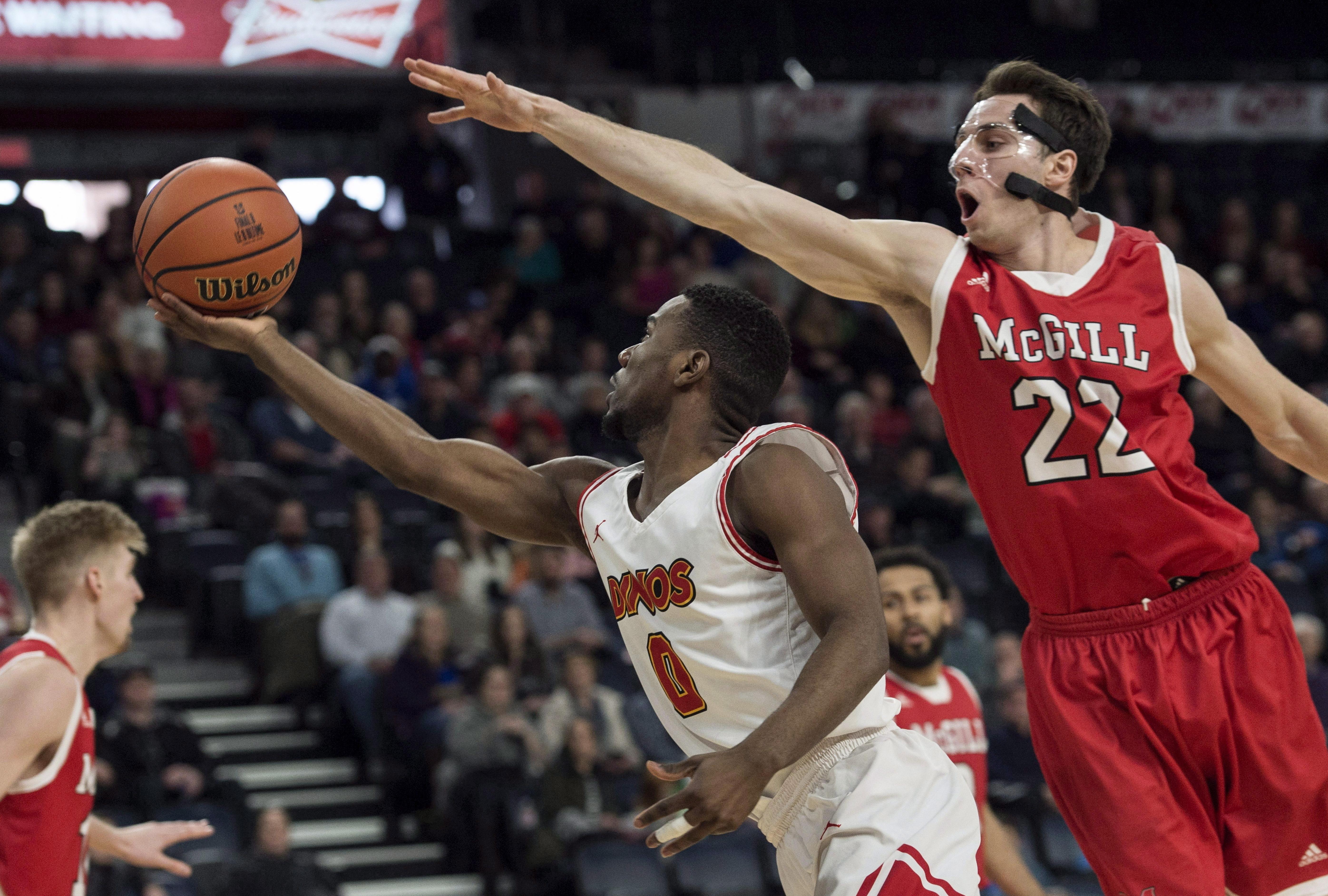 McGill University drops 'Redmen' name from sports teams