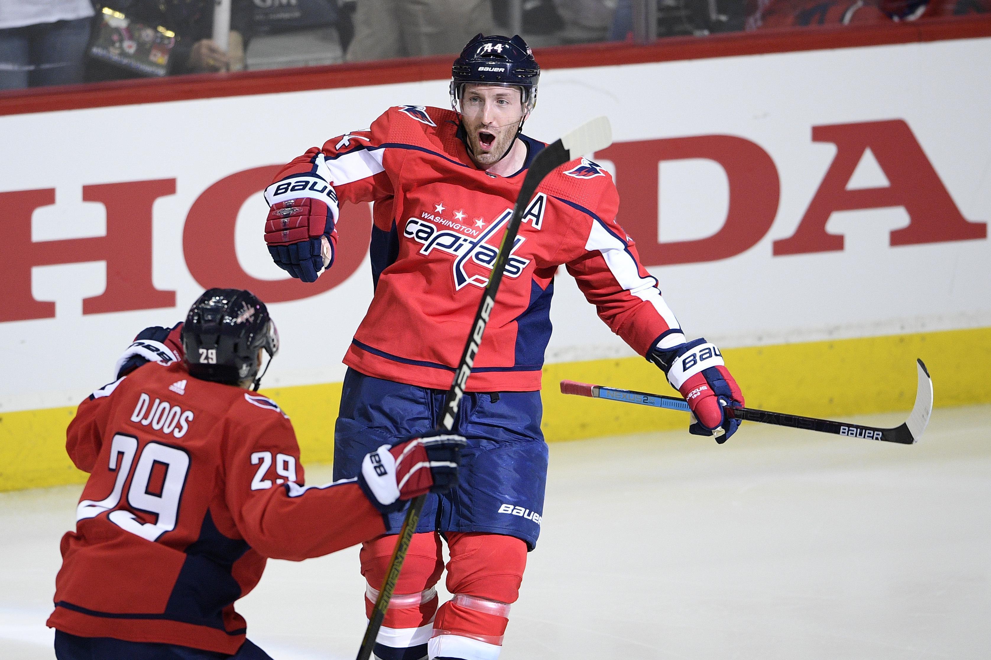 Brooks Orpik, Capitals defenseman, retires from NHL after 15 seasons