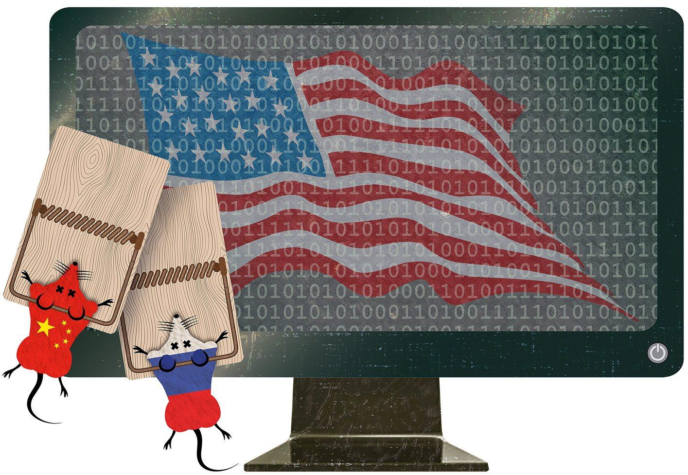 Getting ahead of cyber threats