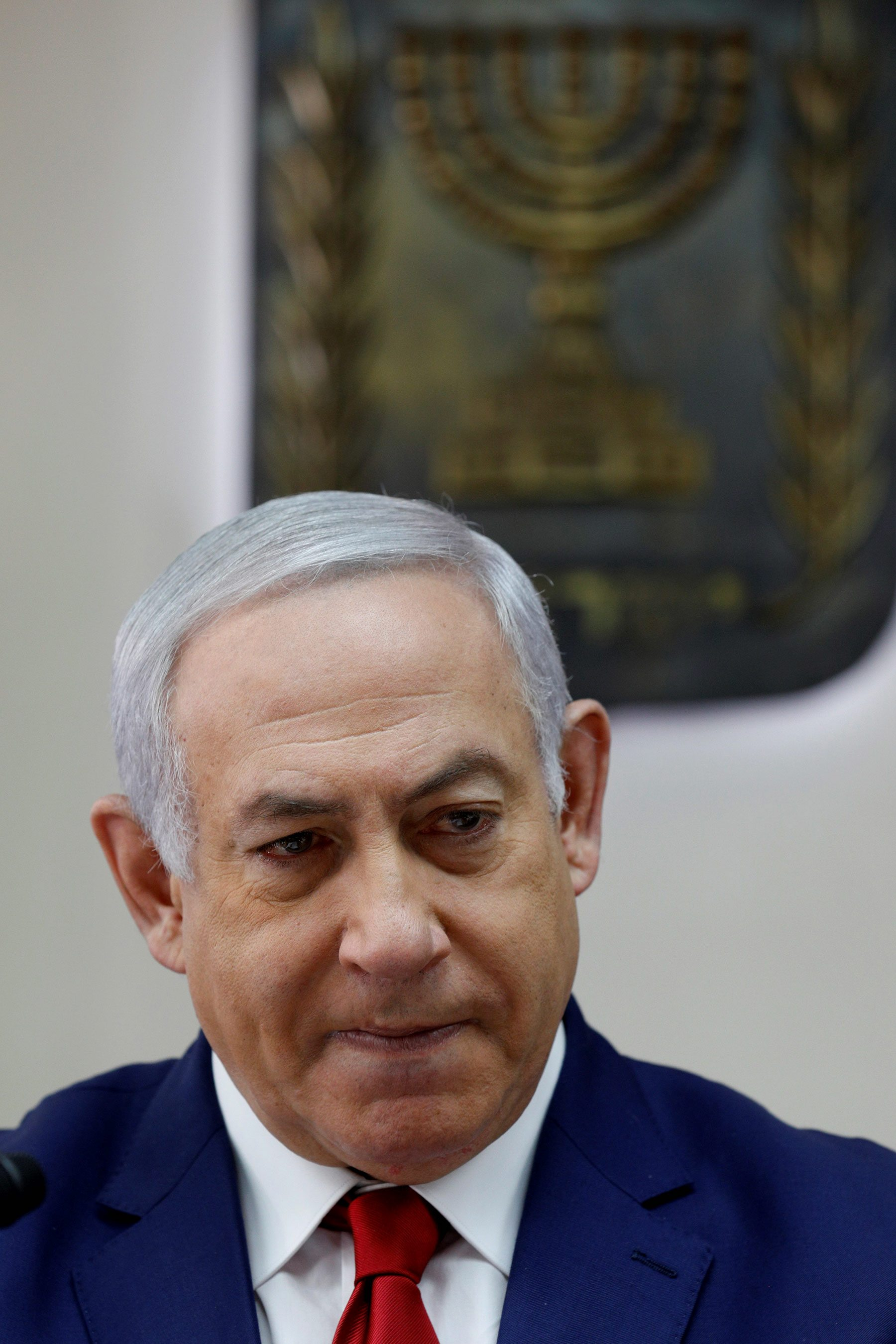 Benjamin Netanyahu is neither loved nor particularly liked in Israel, but necessary for survival