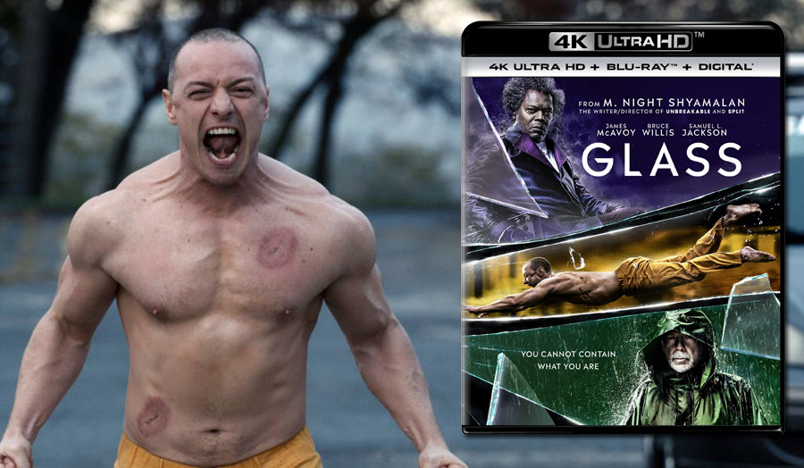 'Glass' 4K Ultra HD review