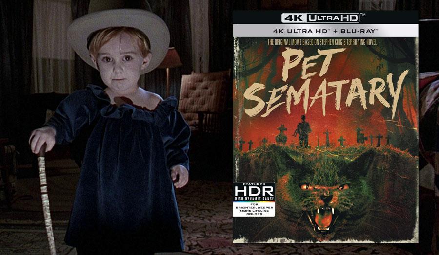 'Pet Sematary: 30th Anniversary Edition' 4K Ultra HD review