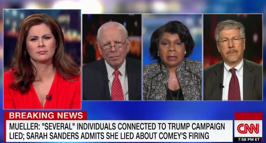 April Ryan calls for 'lopping the heads off' Sanders, Trump officials on 'Fire Me Good Friday'