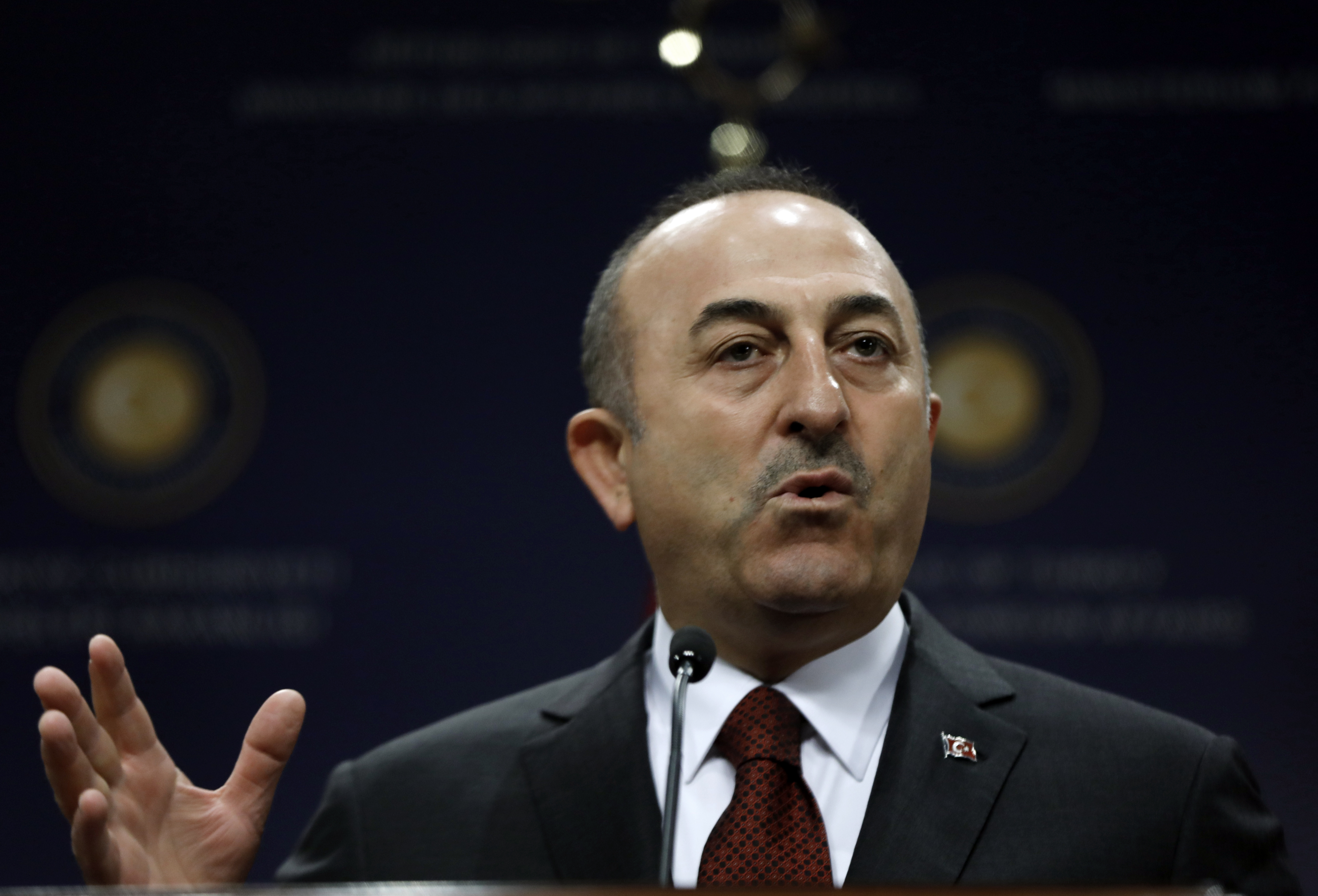 Turkey to consider Russian-made fighter jets, should U.S. cancel F-35 deal