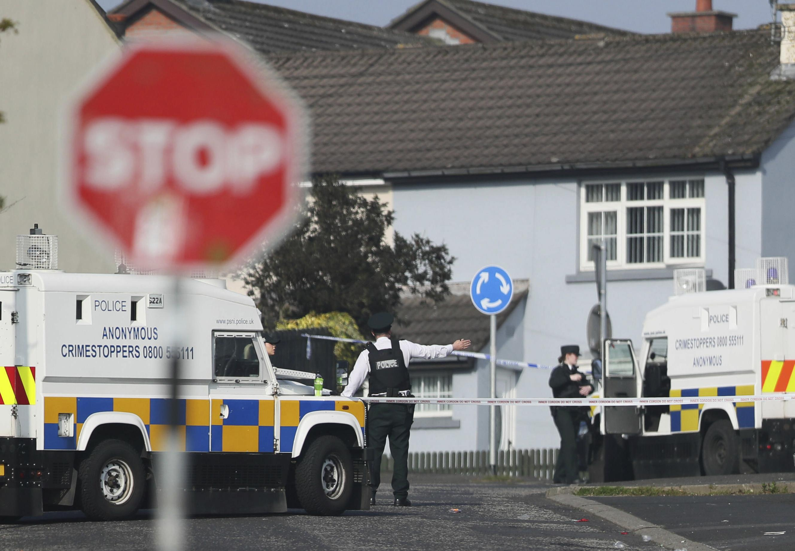 Lyra McKee murder: Northern Ireland police appeal to public for help after announcing arrests