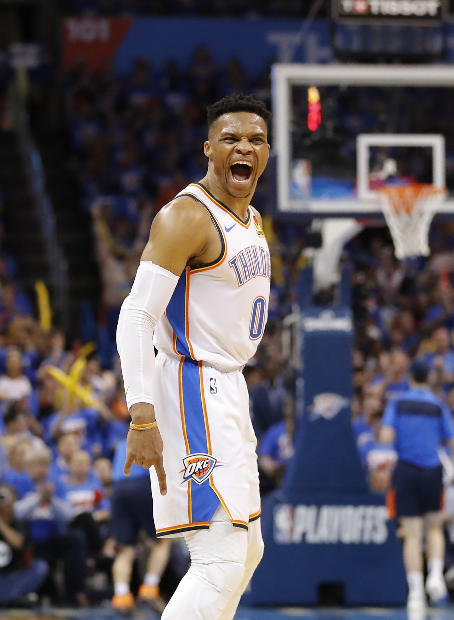 SNYDER: Press feud dings Westbrook, NBA more than reporter