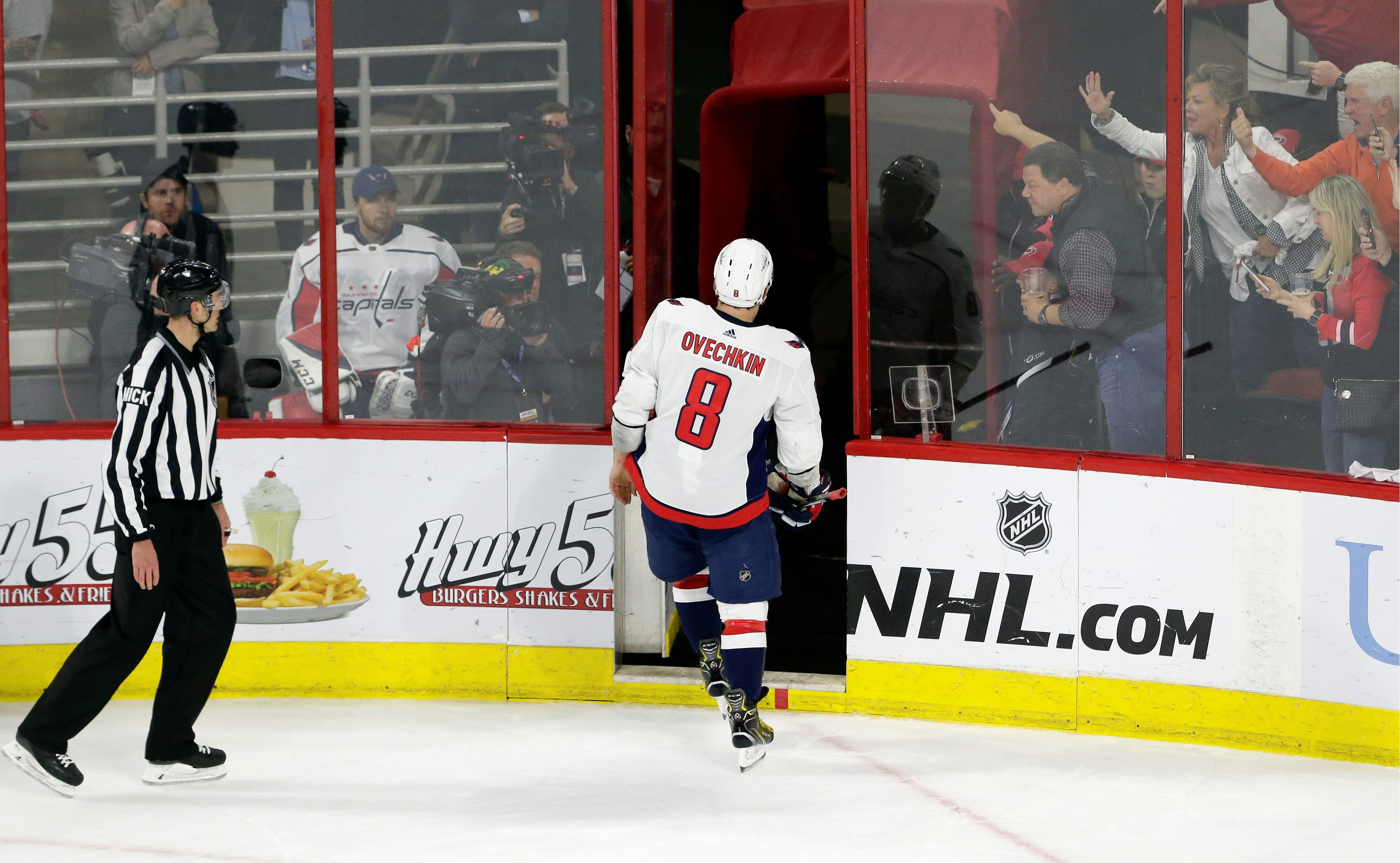 518d32b1 LOVERRO: 'Passionate' Ovechkin still has time to make up for lost  opportunities