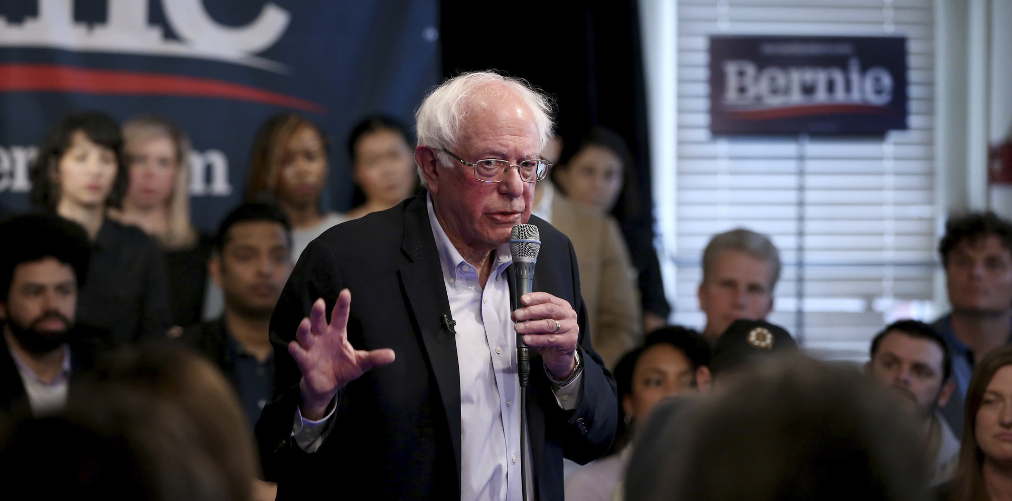 Bernie Sanders and his cynical proposition: Giving incarcerated felons the vote