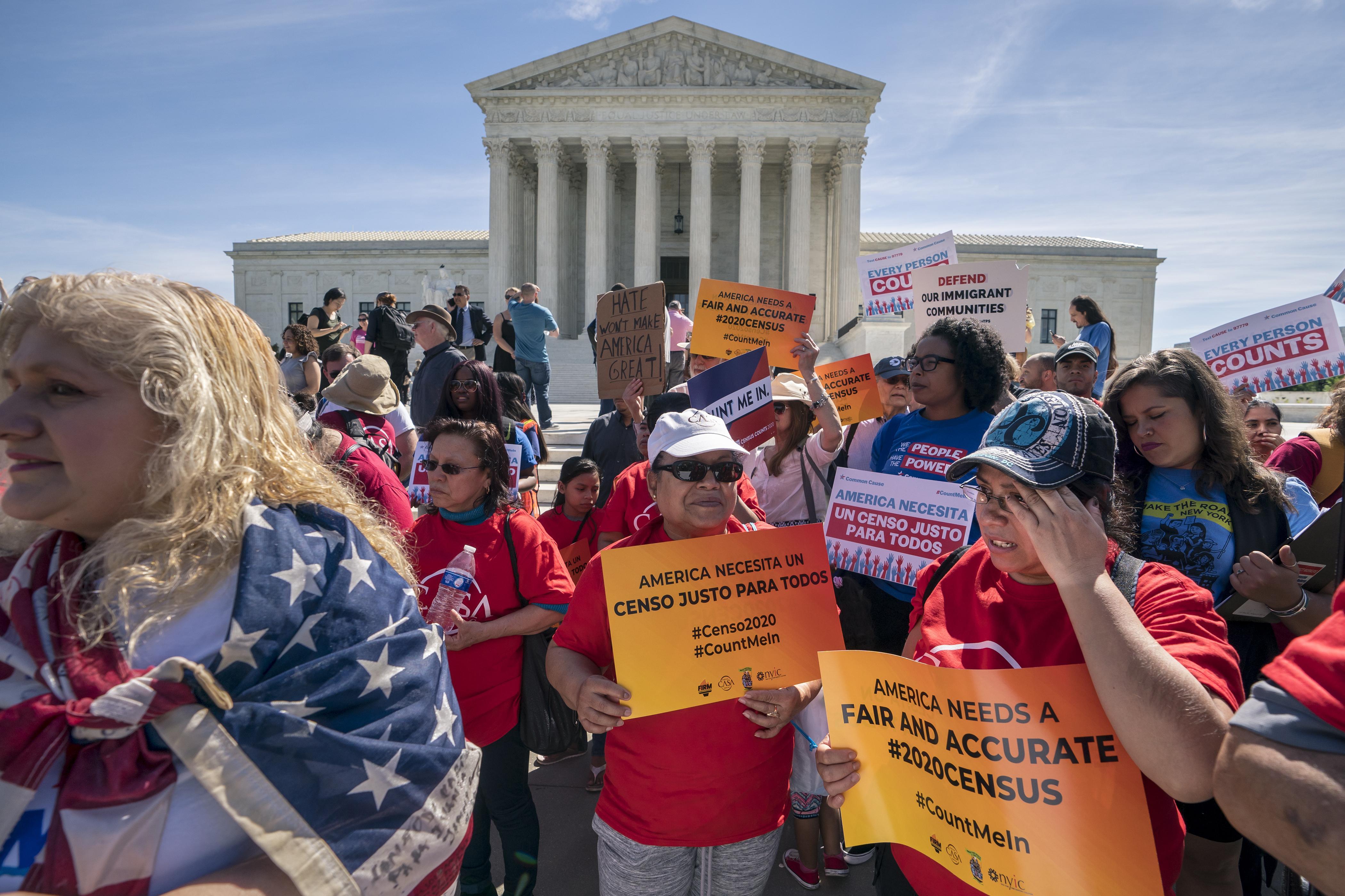 DOJ to resist House subpoena on census citizenship controversy