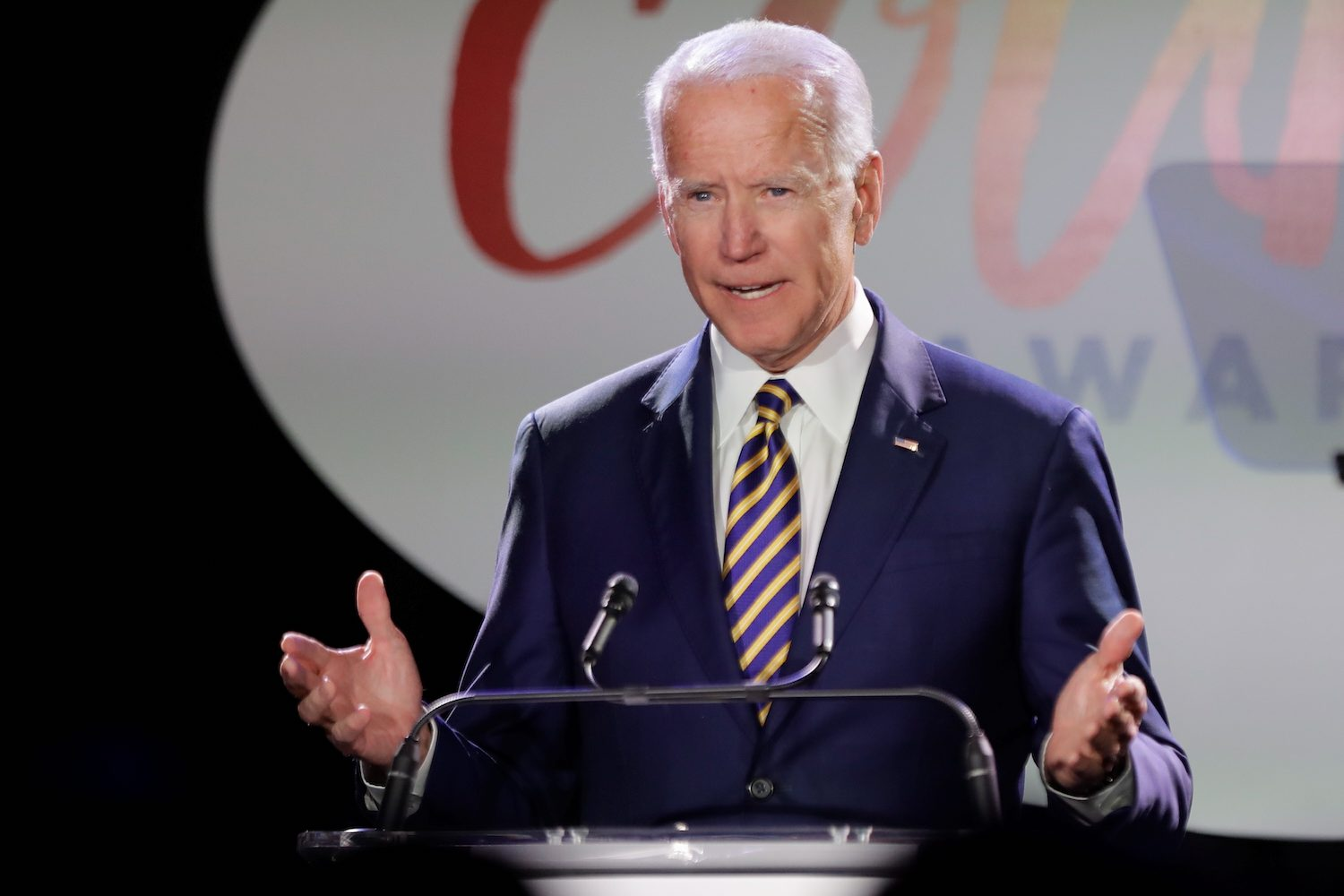 Inside the Beltway: 'Don't Know' and Biden lead Democratic field