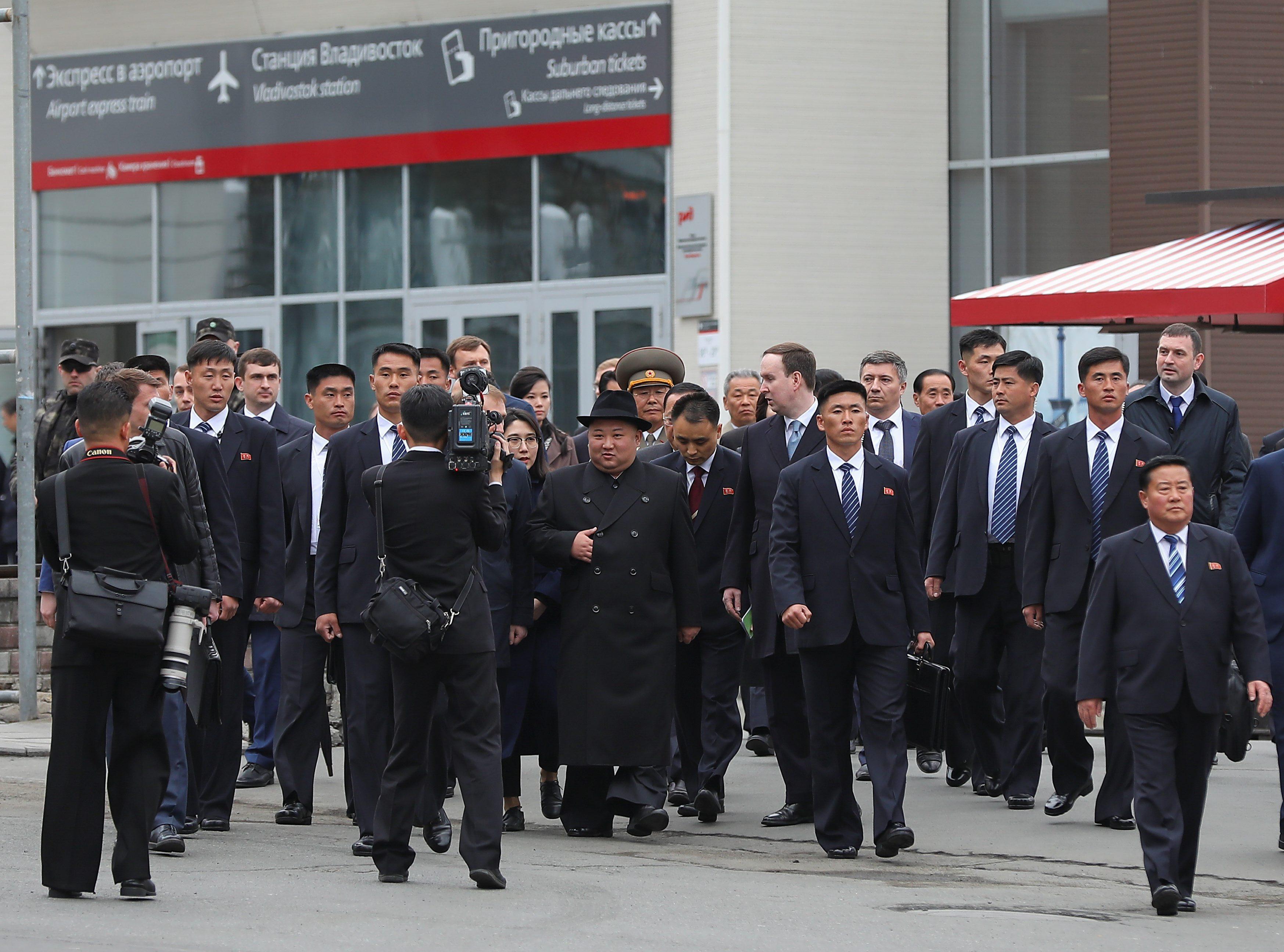 Kim Jong-un, Vladimir Putin summit to discuss North Korea's workforce