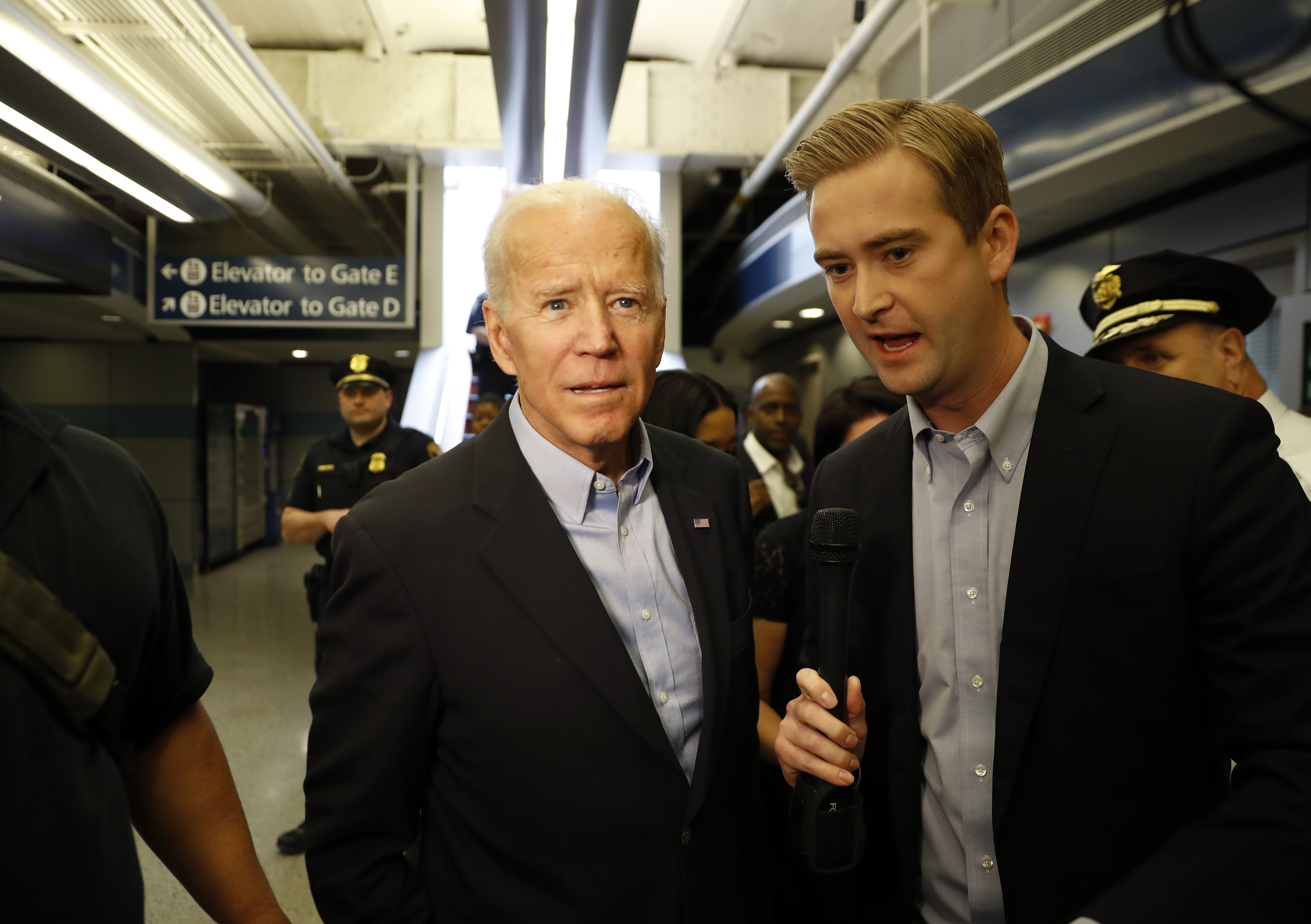 Biden says he 'asked' Obama 'not to endorse' him in Democratic primary