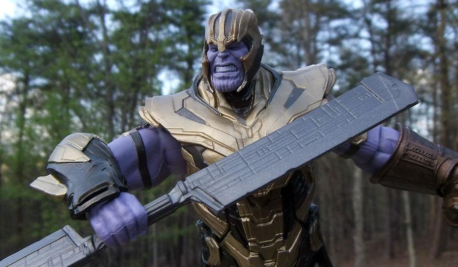 "Marvel Legends CITIZEN V Loose 6"" Figure Avengers Endgame NO Thanos BAF In Stock"