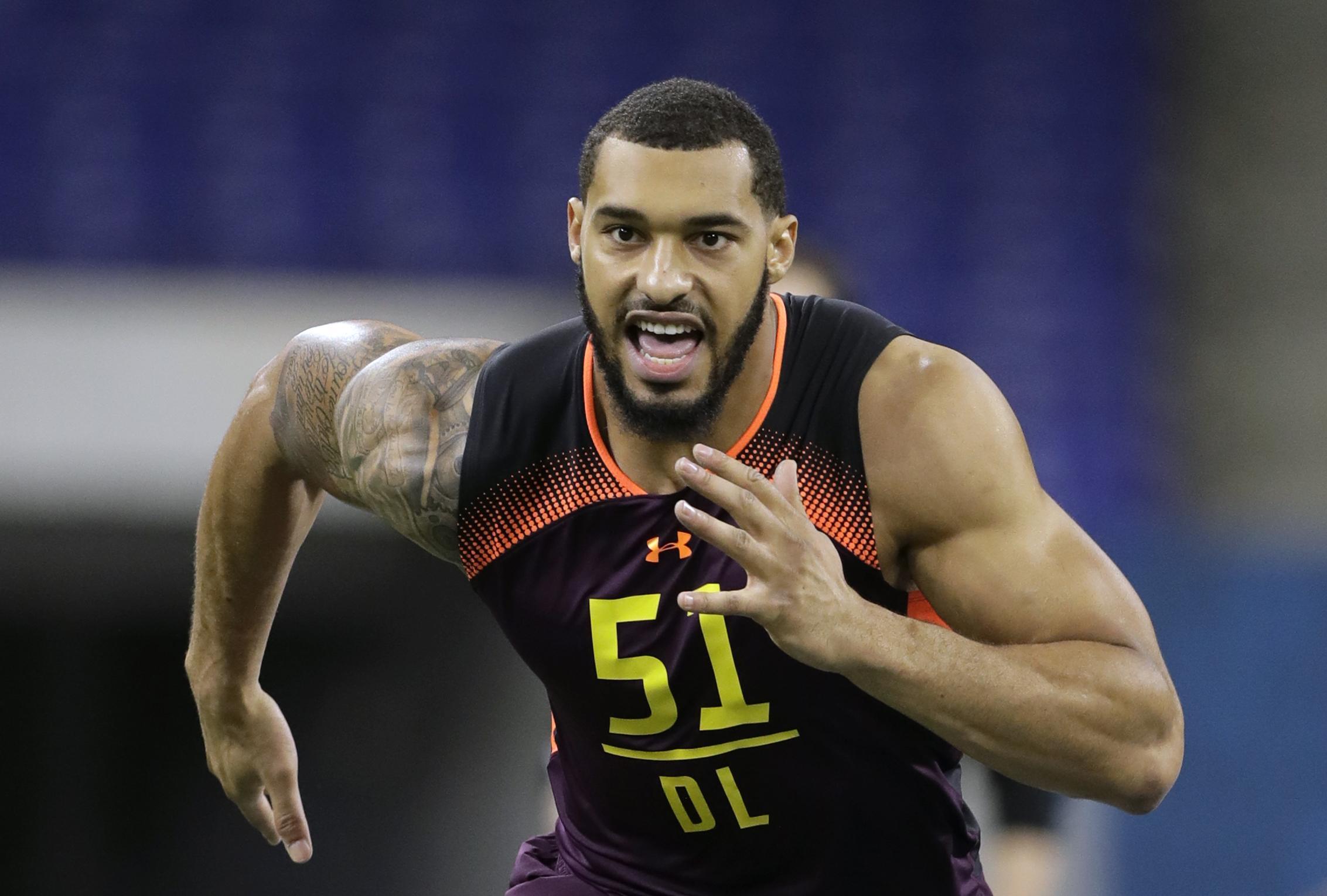 Redskins hopeful Montez Sweat will play at Cleveland despite calf inju