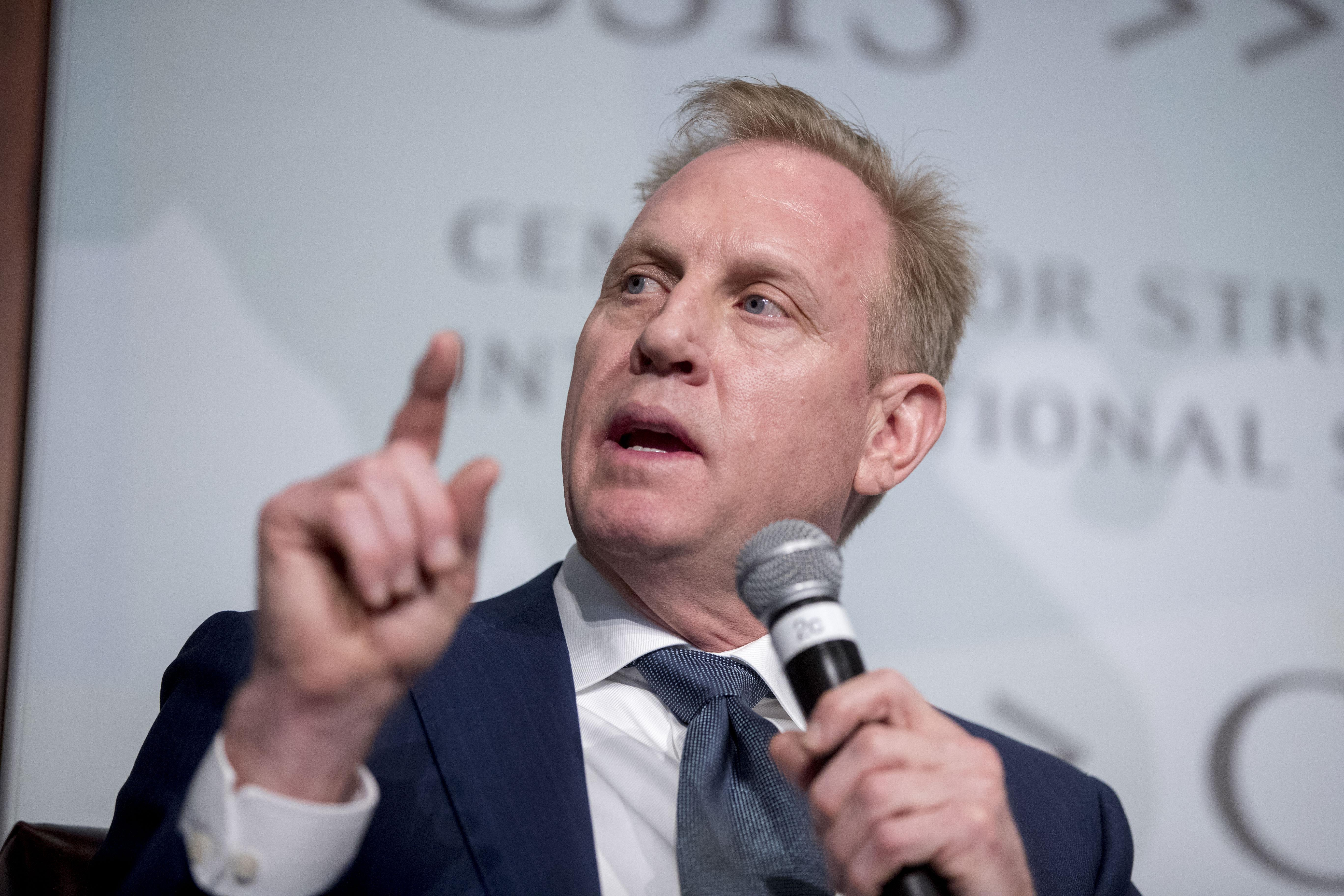 Pentagon chief Patrick Shanahan cleared of charges he favored ex-employer Boeing