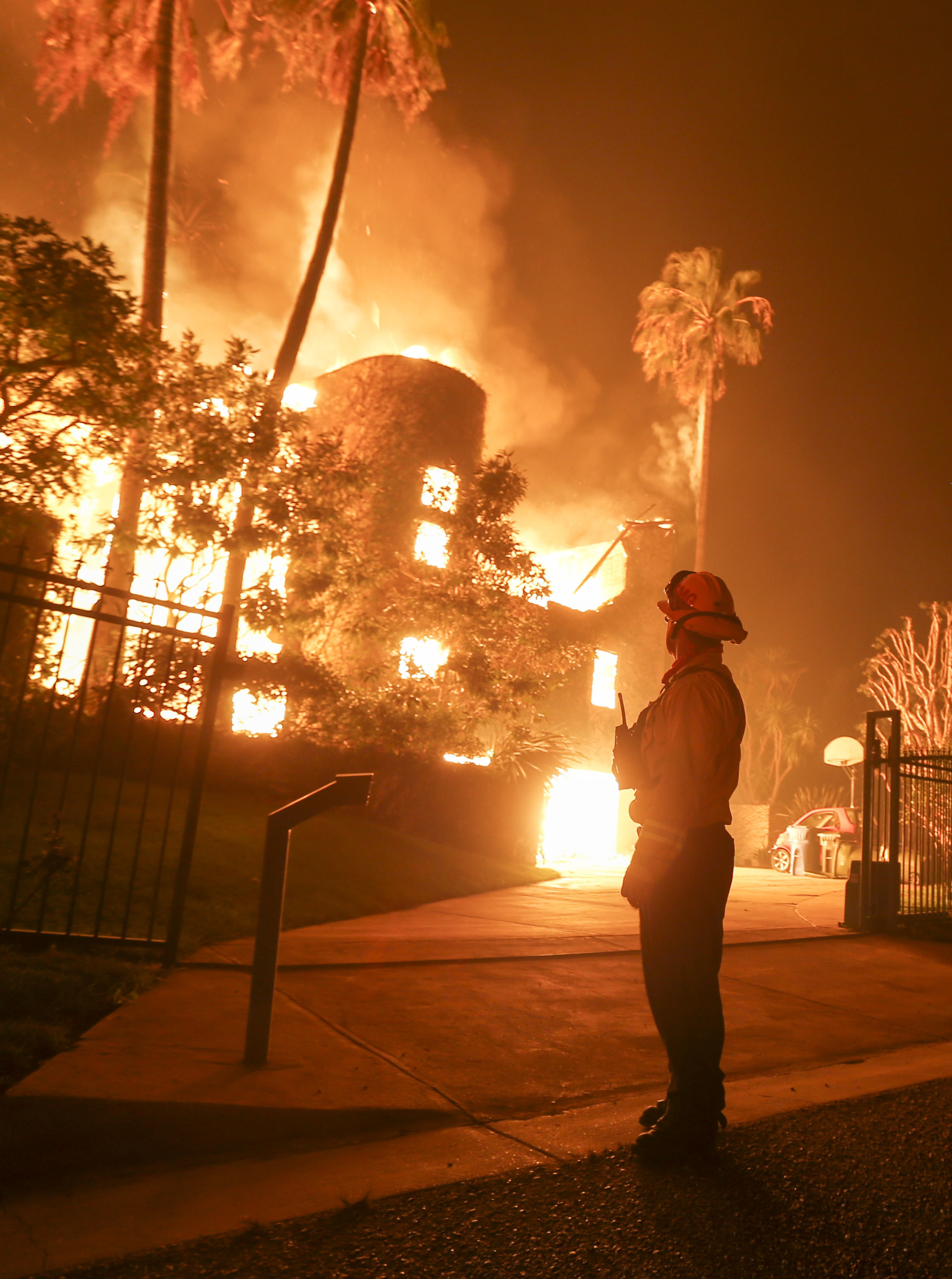 California politicians hampered fight against wildfire with special requests
