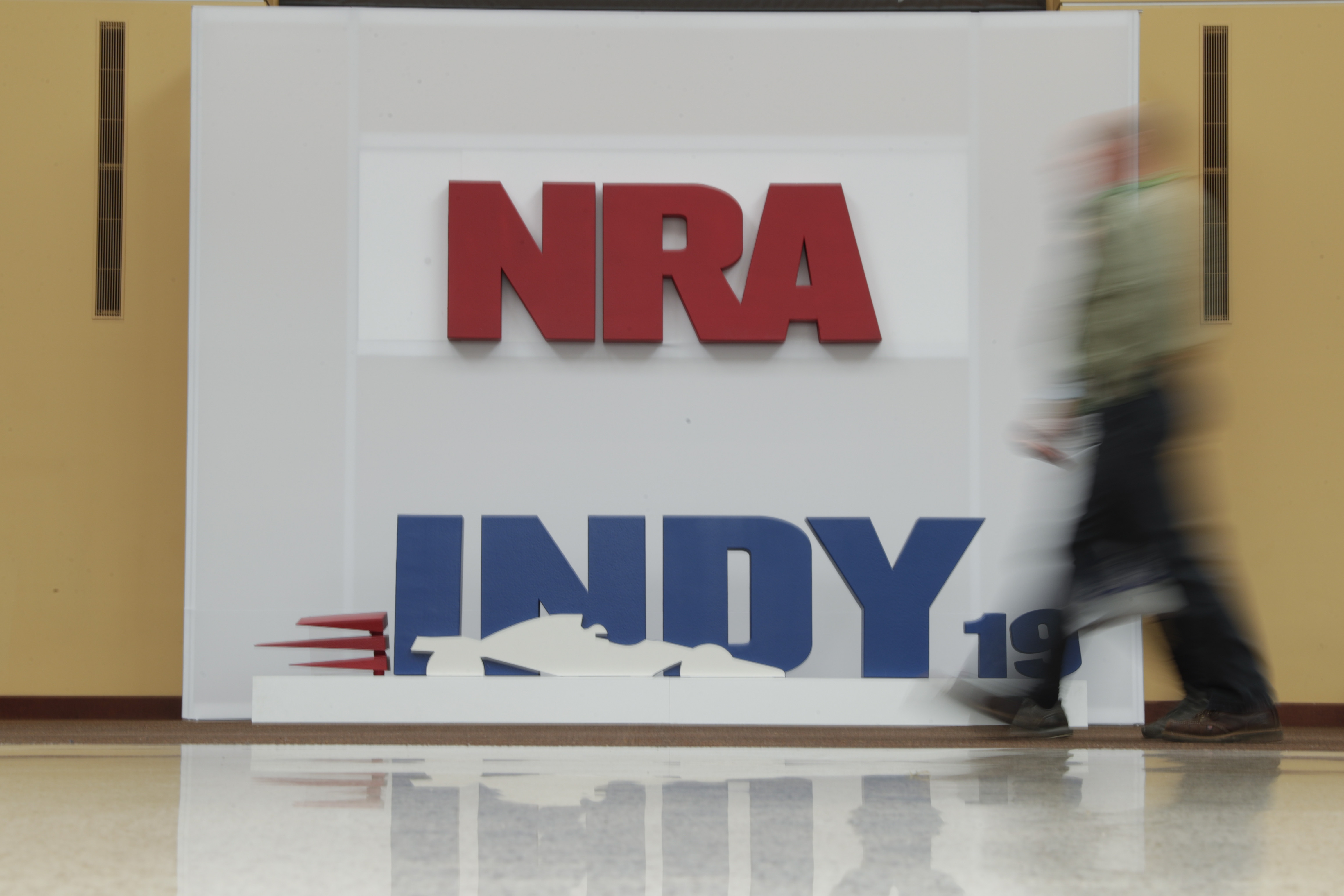 NRA labels William Barr's gun background check proposal as a 'non-starter'