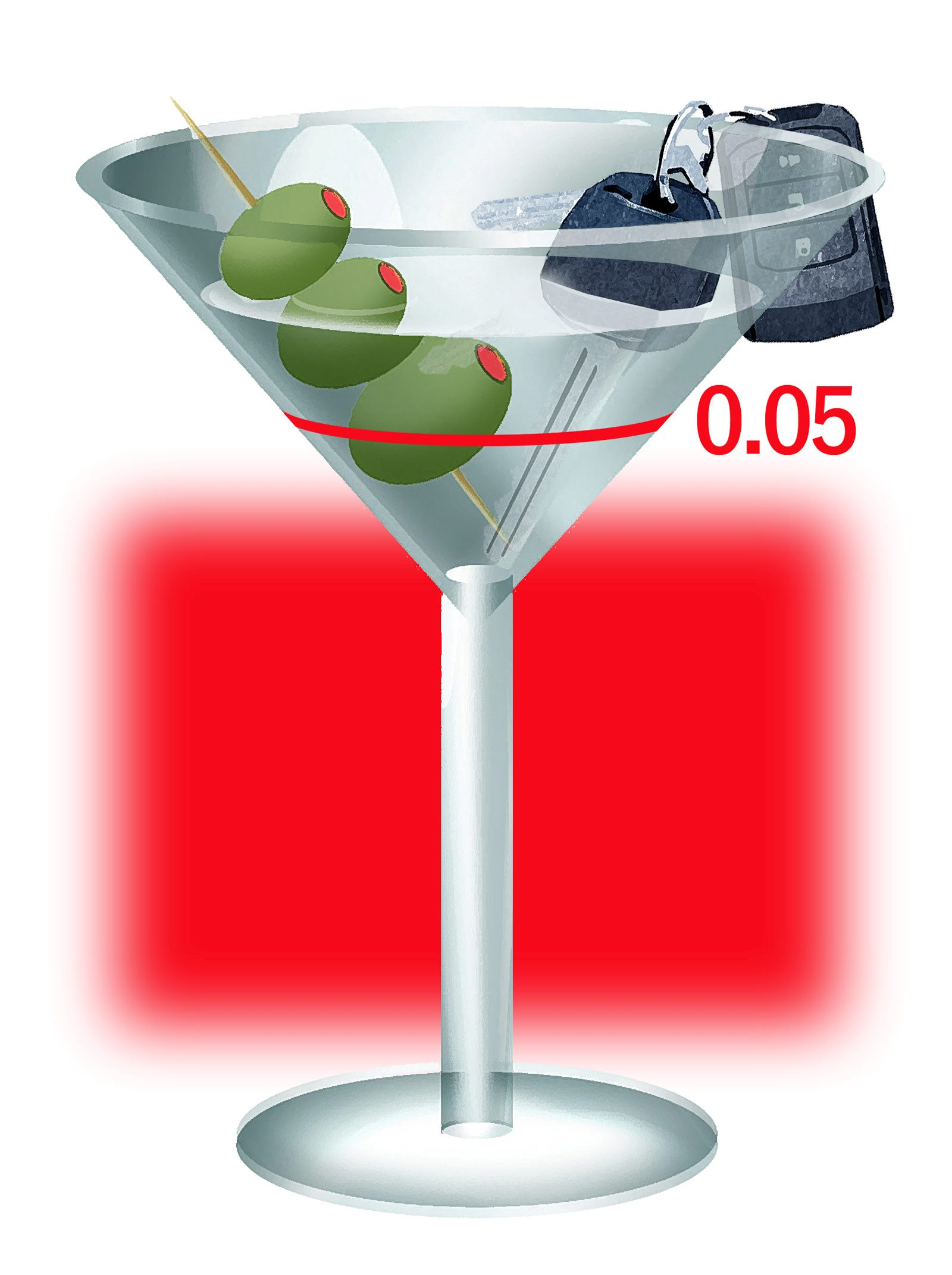 Lowering the legal alcohol level glosses over the problem