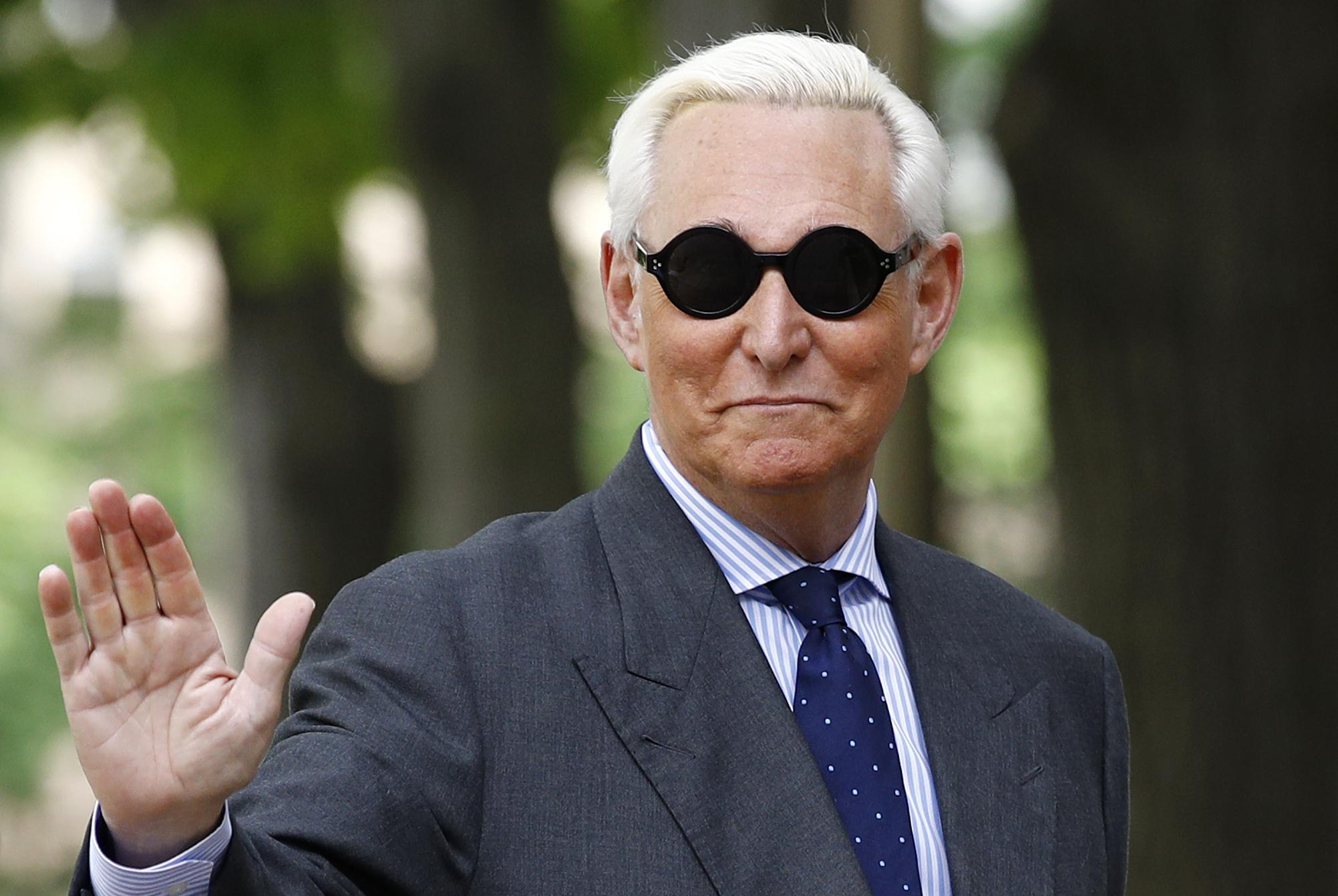 Judge may order prosecutors to give unredacted portions of Mueller report to Roger Stone