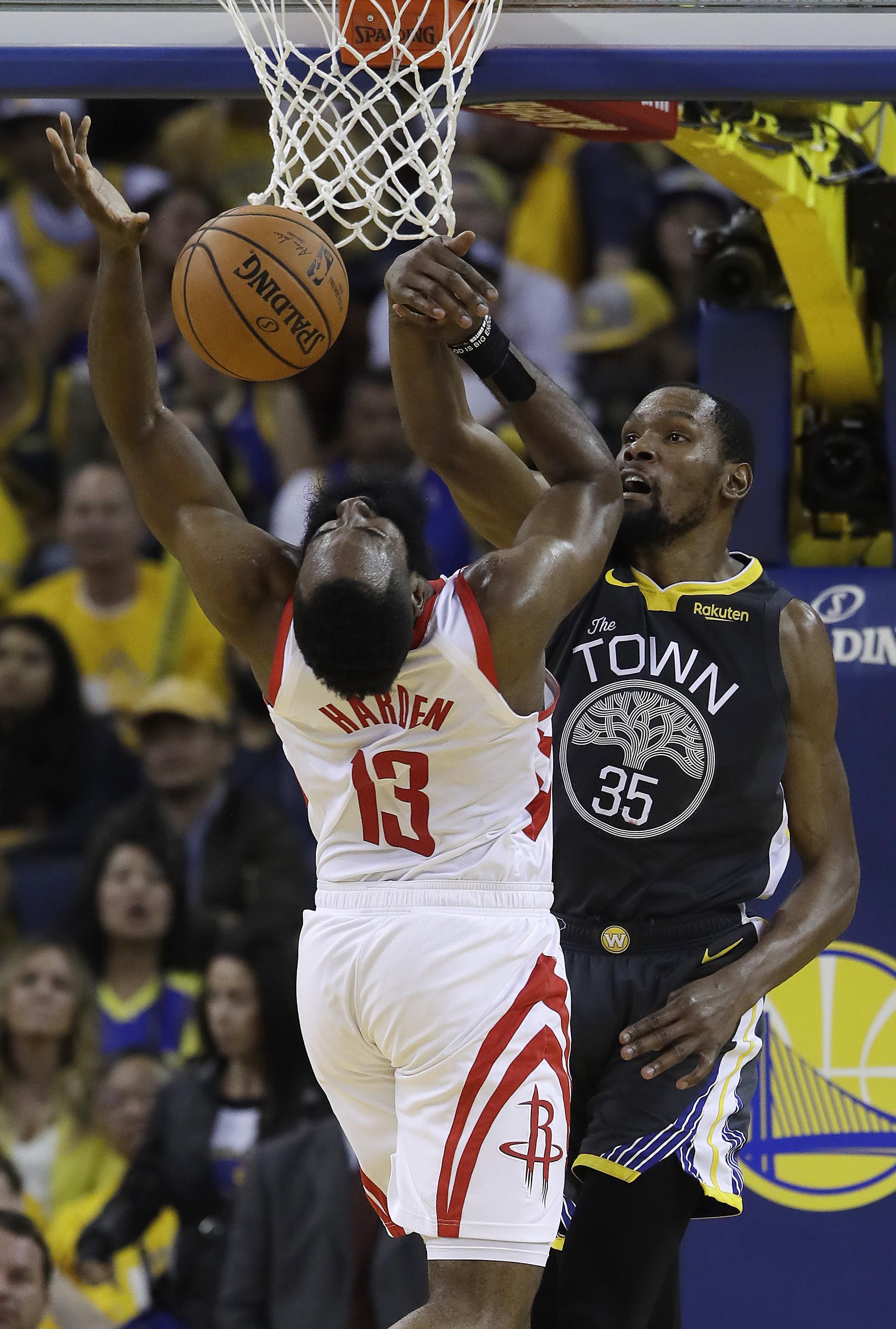 c21a39c26811 Warriors-Rockets has championship feel - Washington Times
