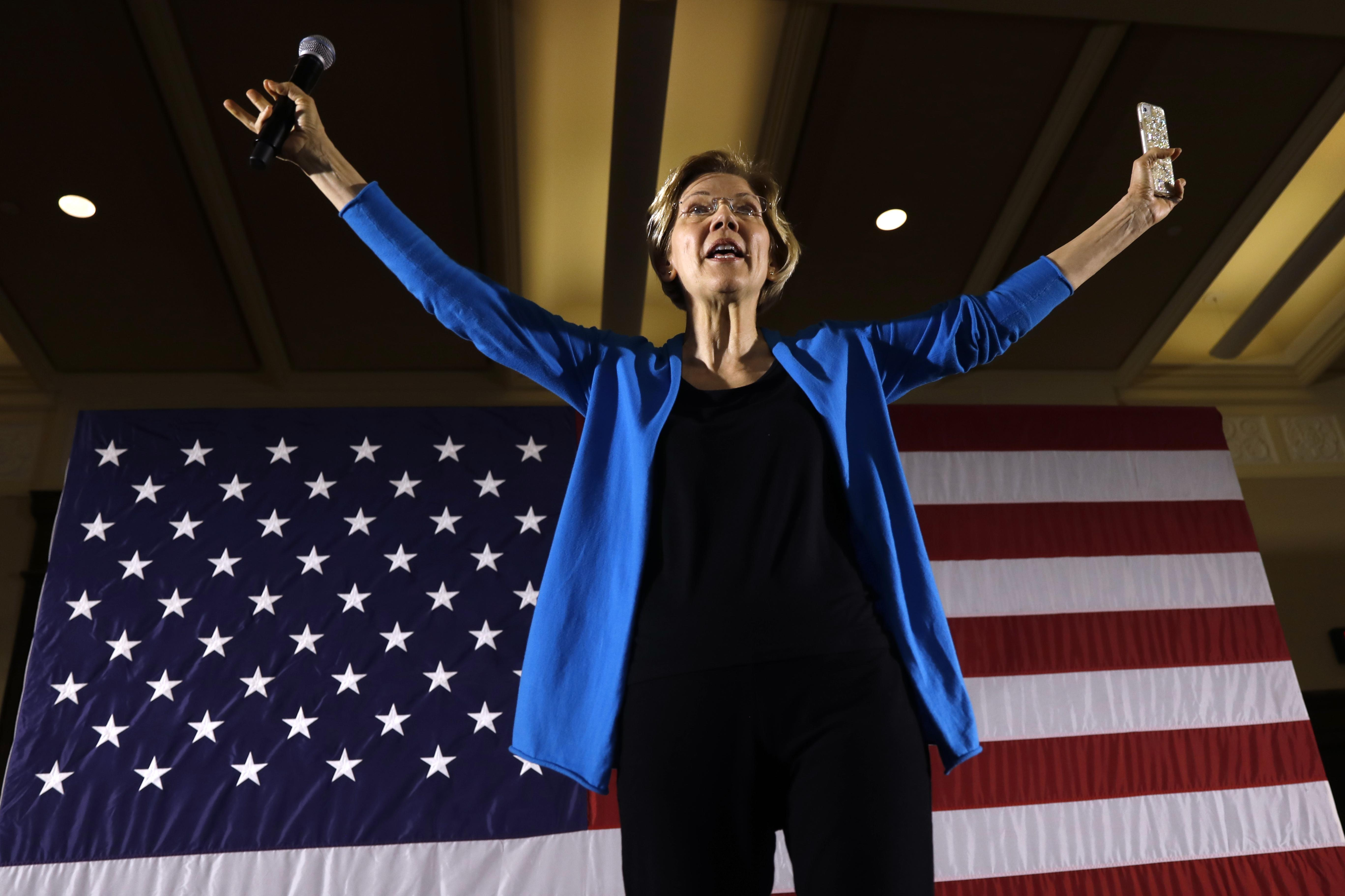 2020 Democrats embrace 'tax-and-spend liberals' label, expand wish list