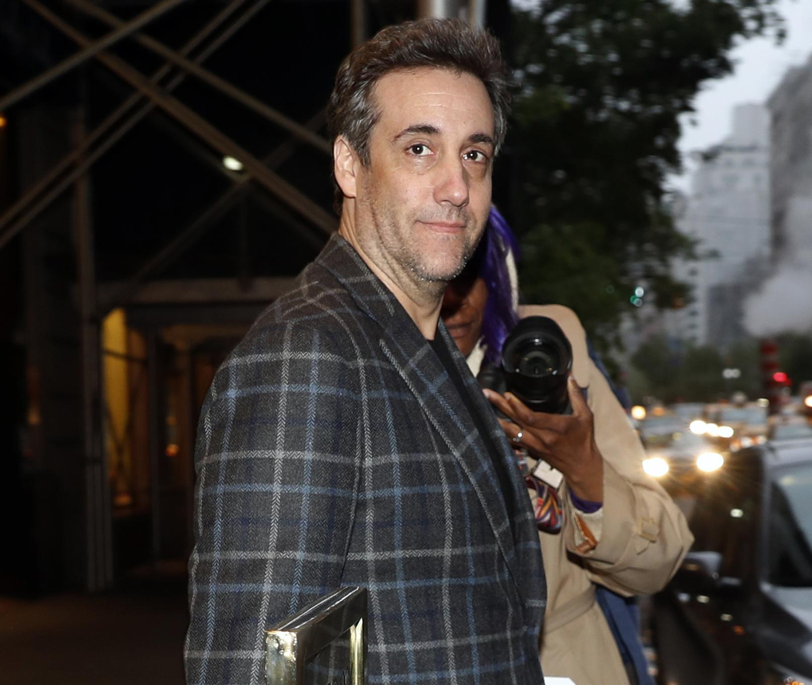 Federal prosecutors refuse final meeting with Michael Cohen as prison looms